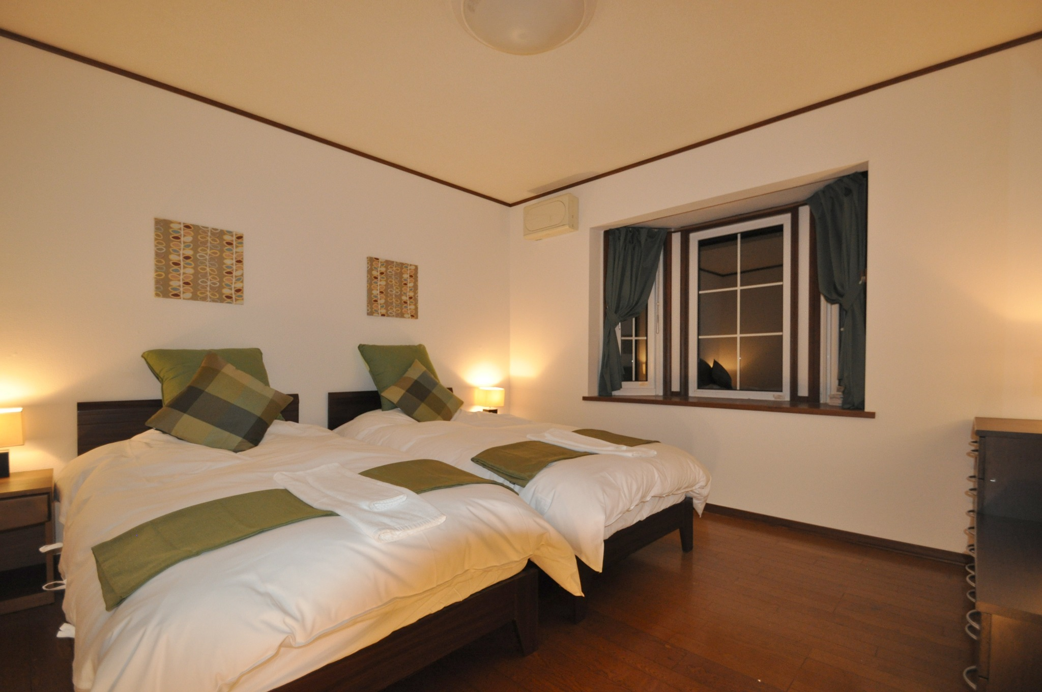 Echo Villa 1F bedroom