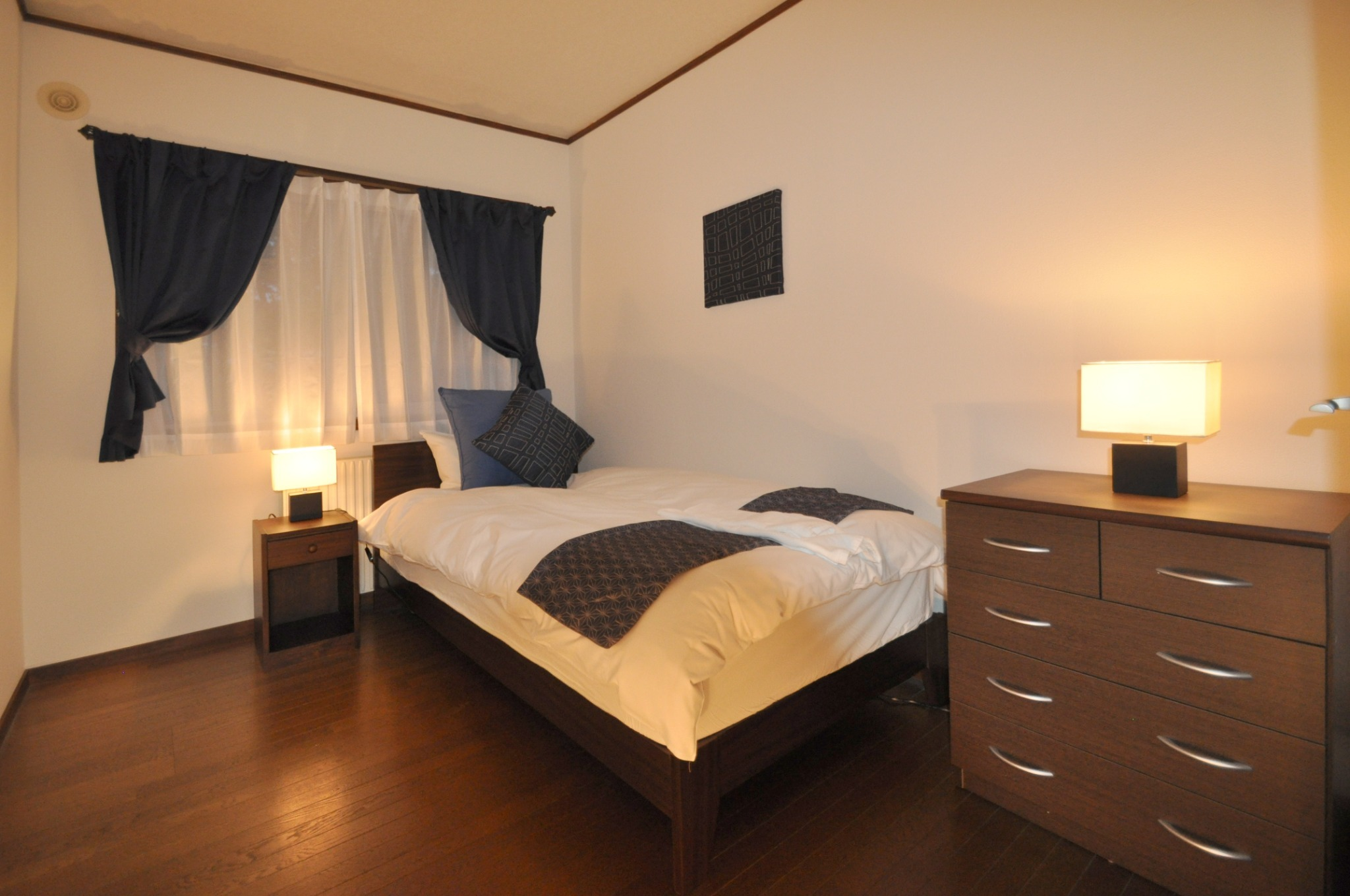 Echo Villa 2F single bedroom