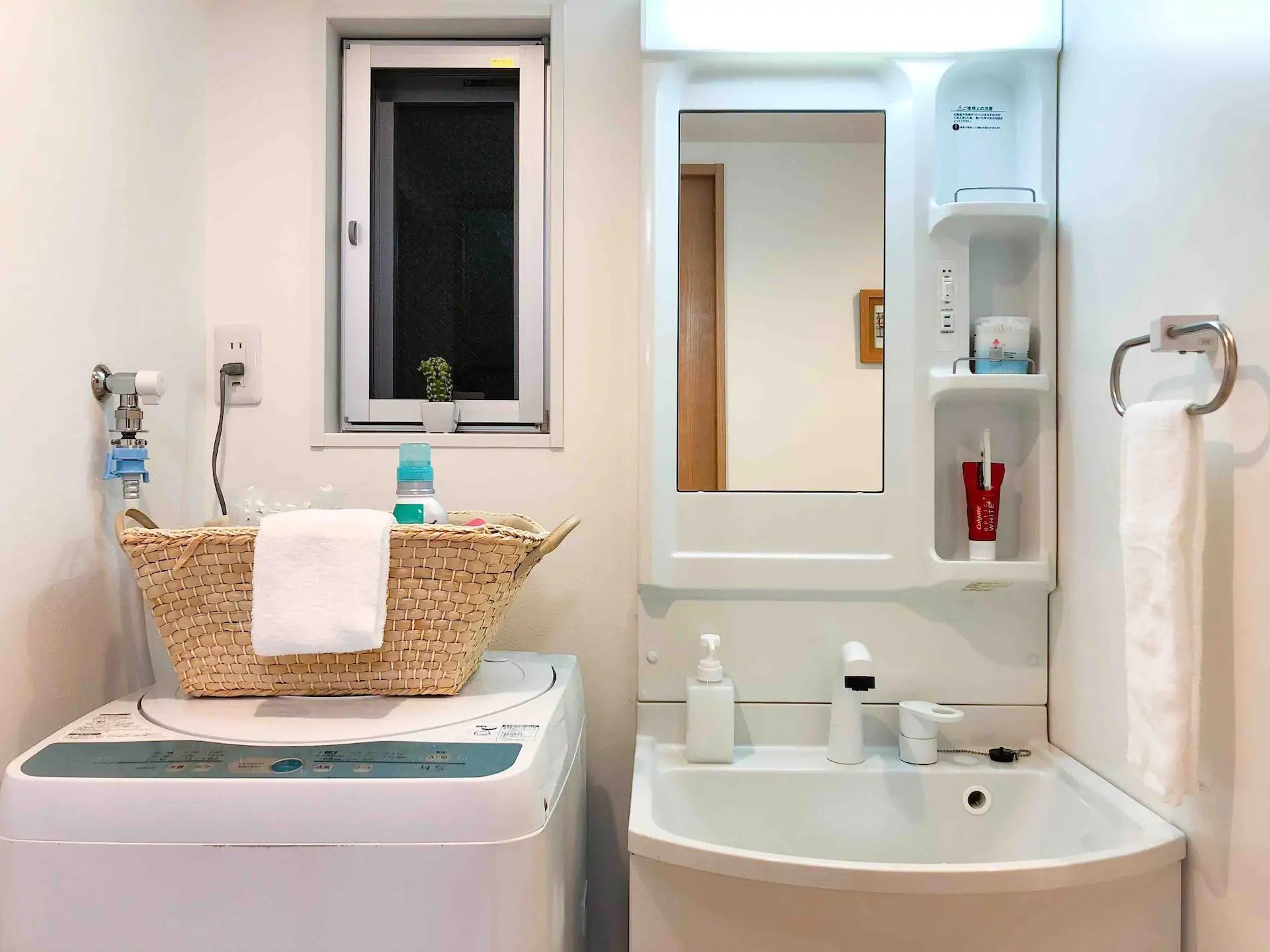 洗濯機/洗面所 Washing machine/washroom