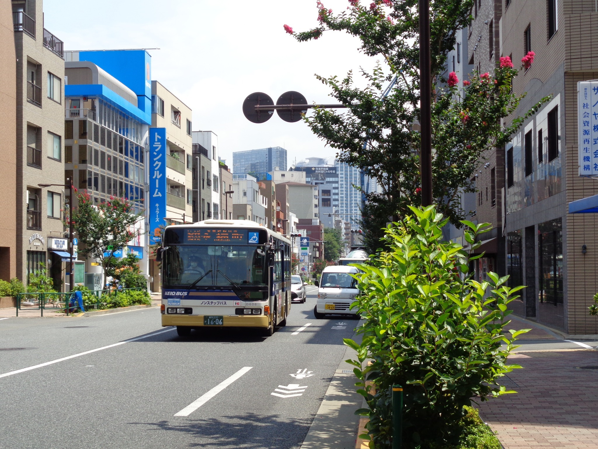 近隣風景 Neighborhood scenery