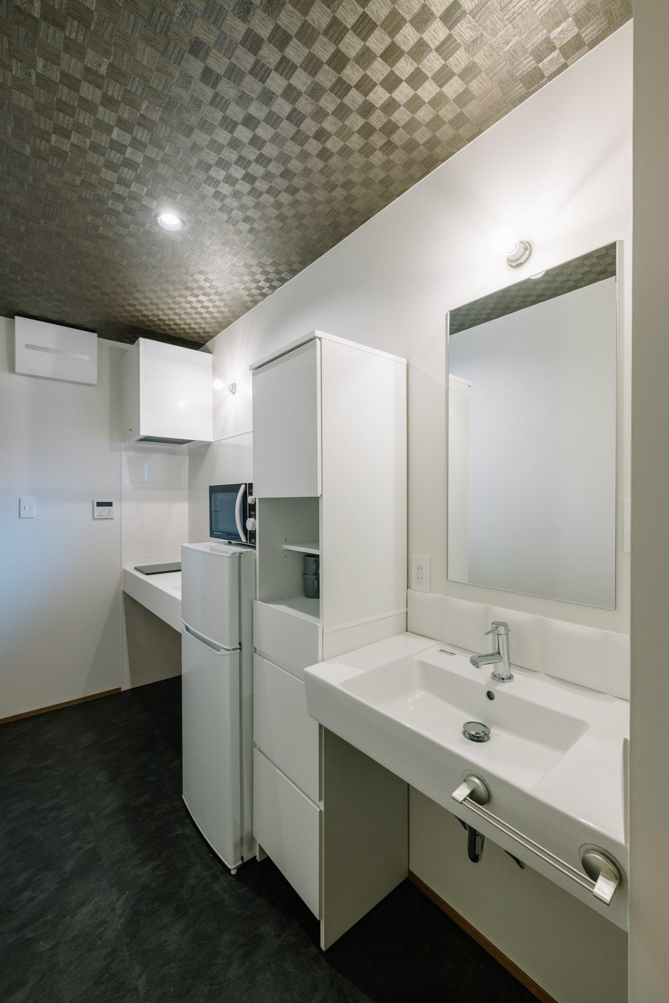 洗面所は2箇所あります。