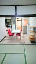 安心、安全、清潔!便利な立地で大阪を楽しもう鶴見橋ハウス施設全景