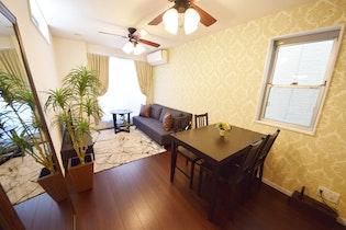 FINOA Residential Suite Kagurazaka施設全景