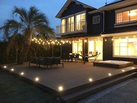 private villa 九十九里施設全景