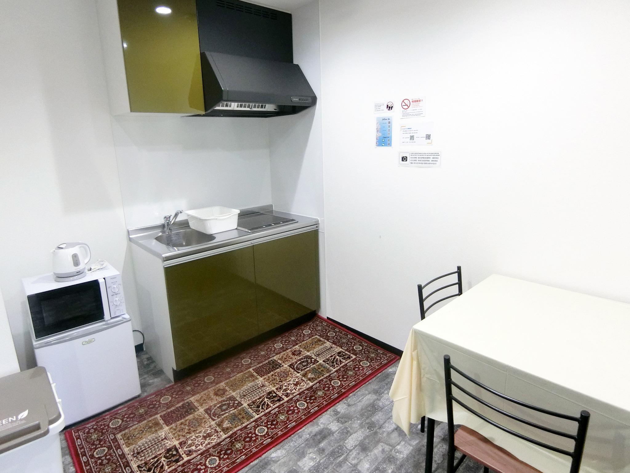 洋室2 十三商店街にある1DK部屋、アクセス良い、駅近梅田まで1駅
