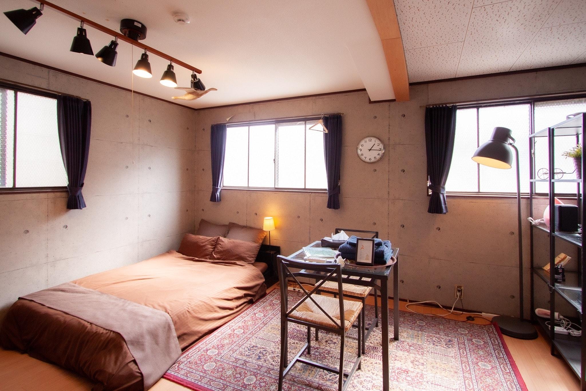 Classic room : 奈良公園近く!改装済みバスルームの綺麗なお部屋
