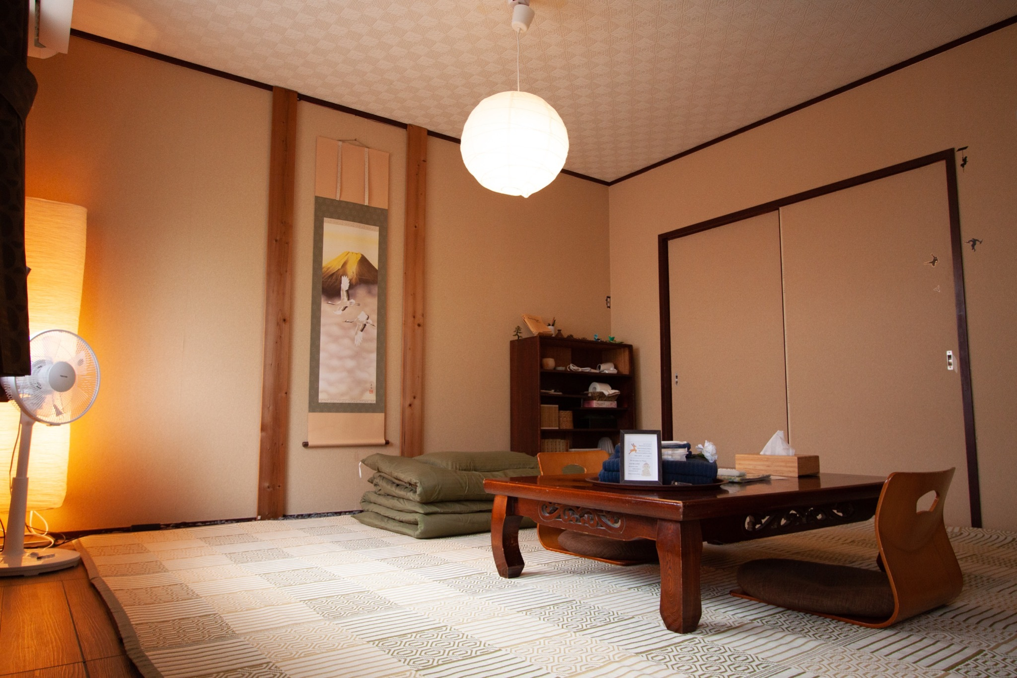 JPN room : 奈良公園近く!改装済みバスルームの綺麗なお部屋