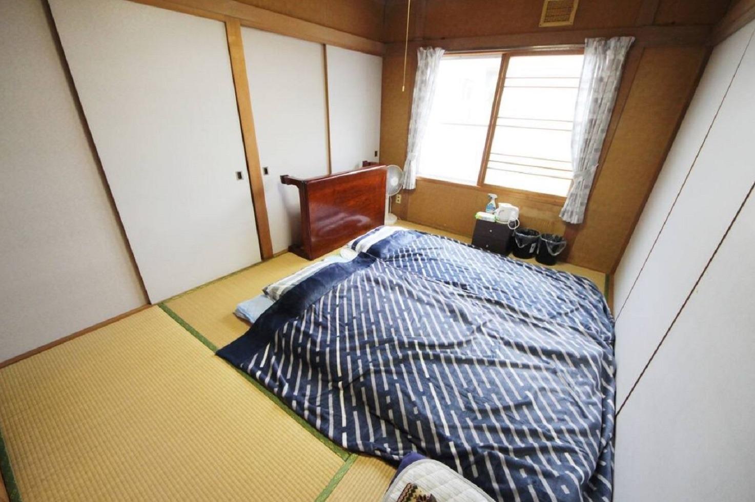 宿泊室3★最寄バス停から徒歩10分♪北海道北湯沢温泉が楽しめます!