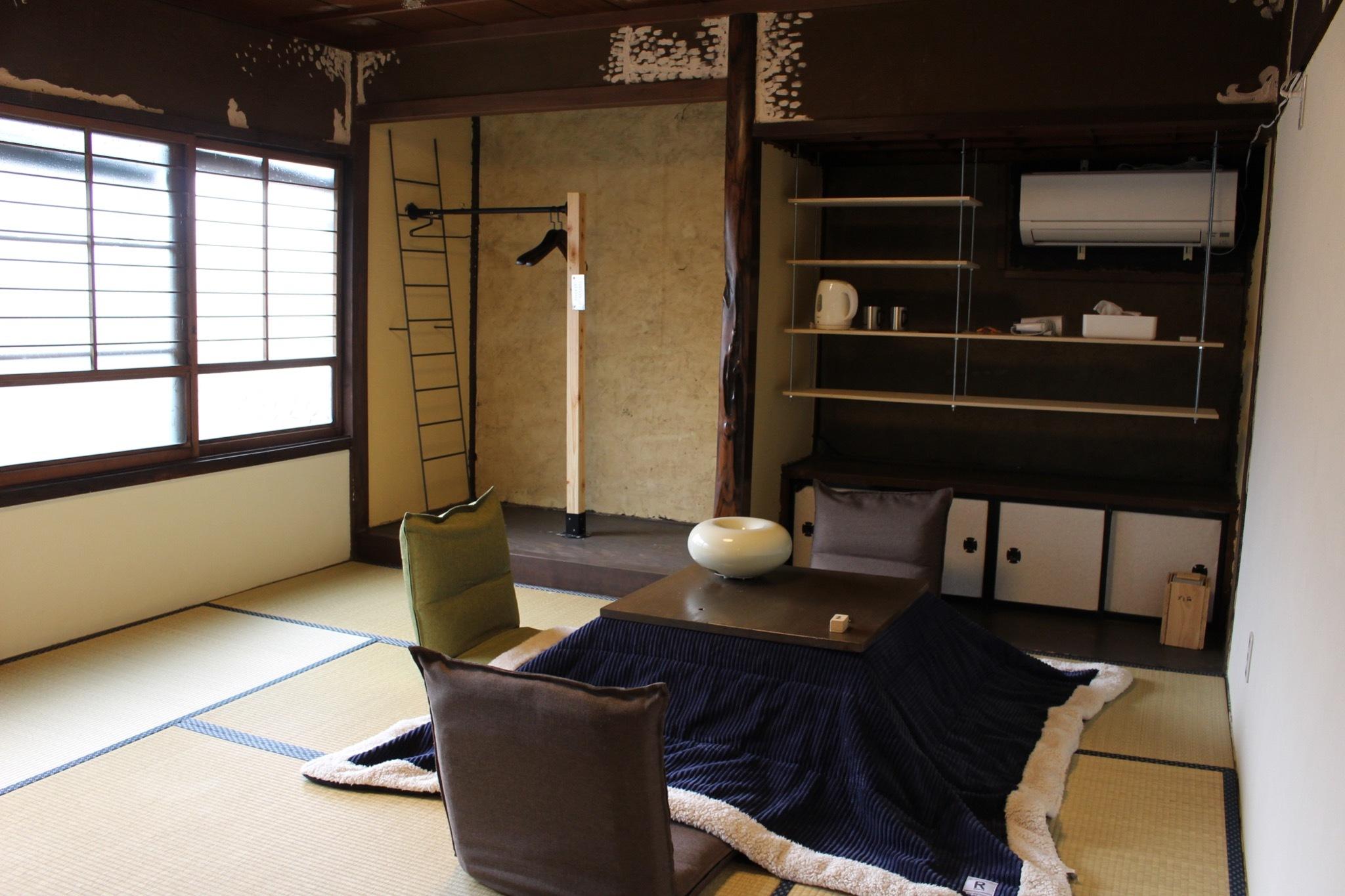 和室 4人部屋