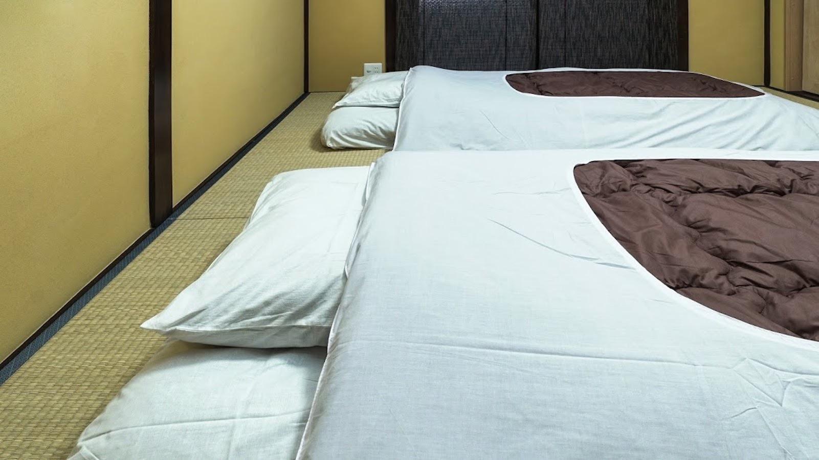 ベッドルーム 畳