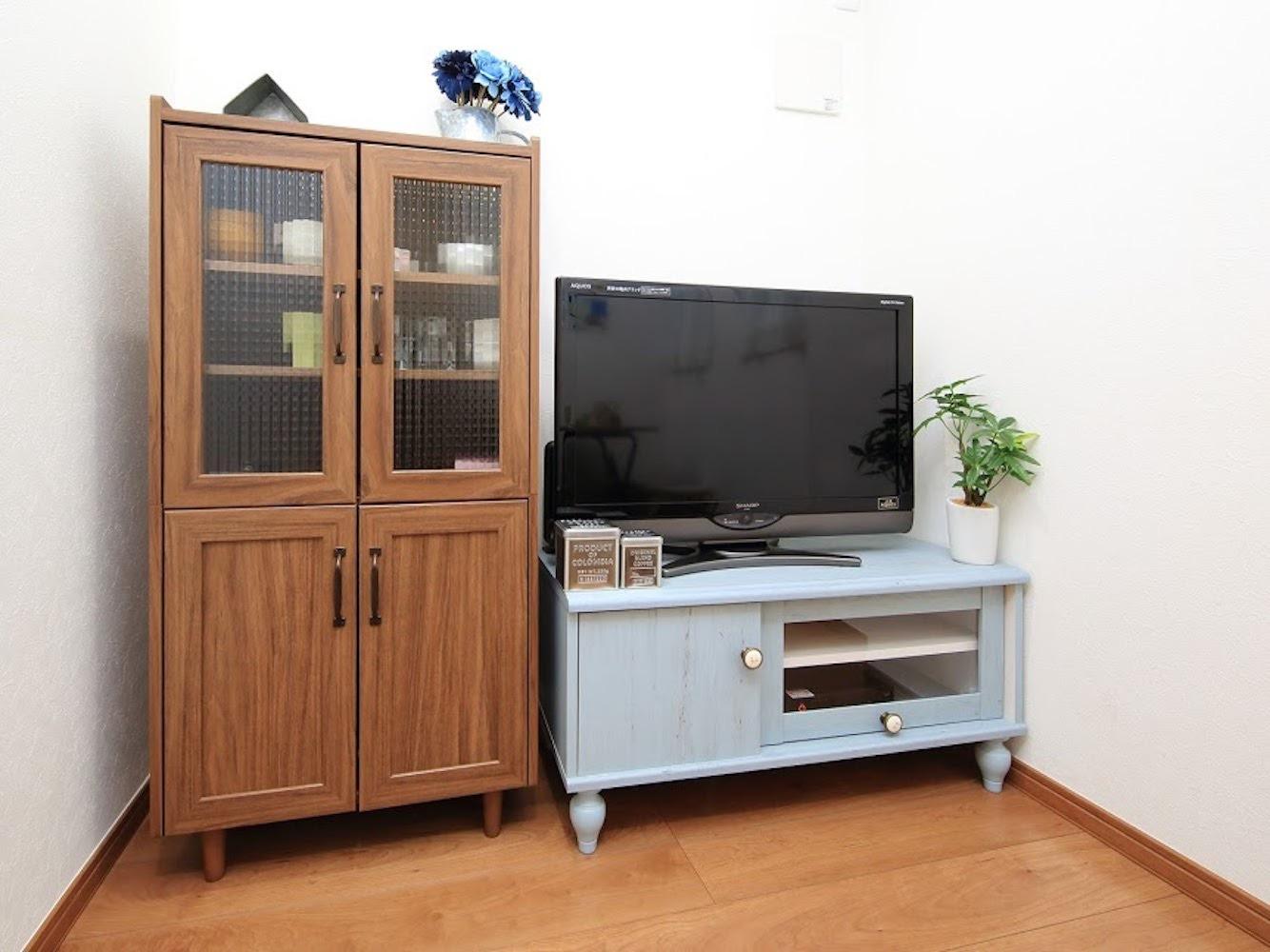 食器棚・TV