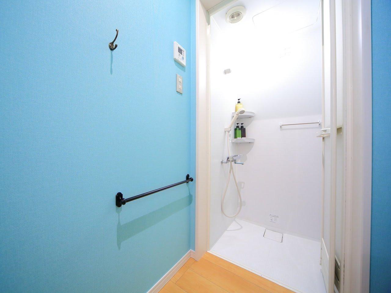 2F共有シャワールーム