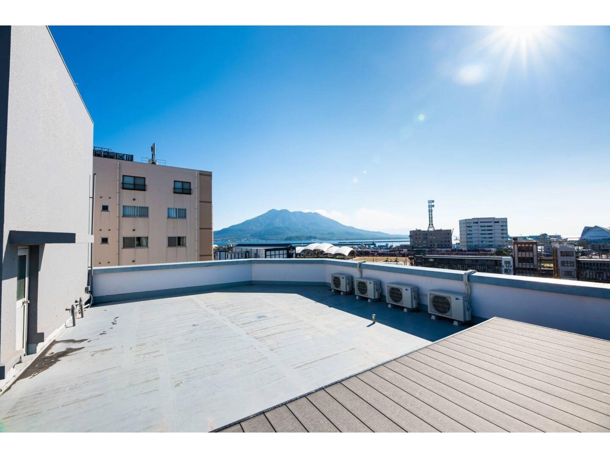 Standard Apartment 鹿児島観光に最適★最大4名様まで