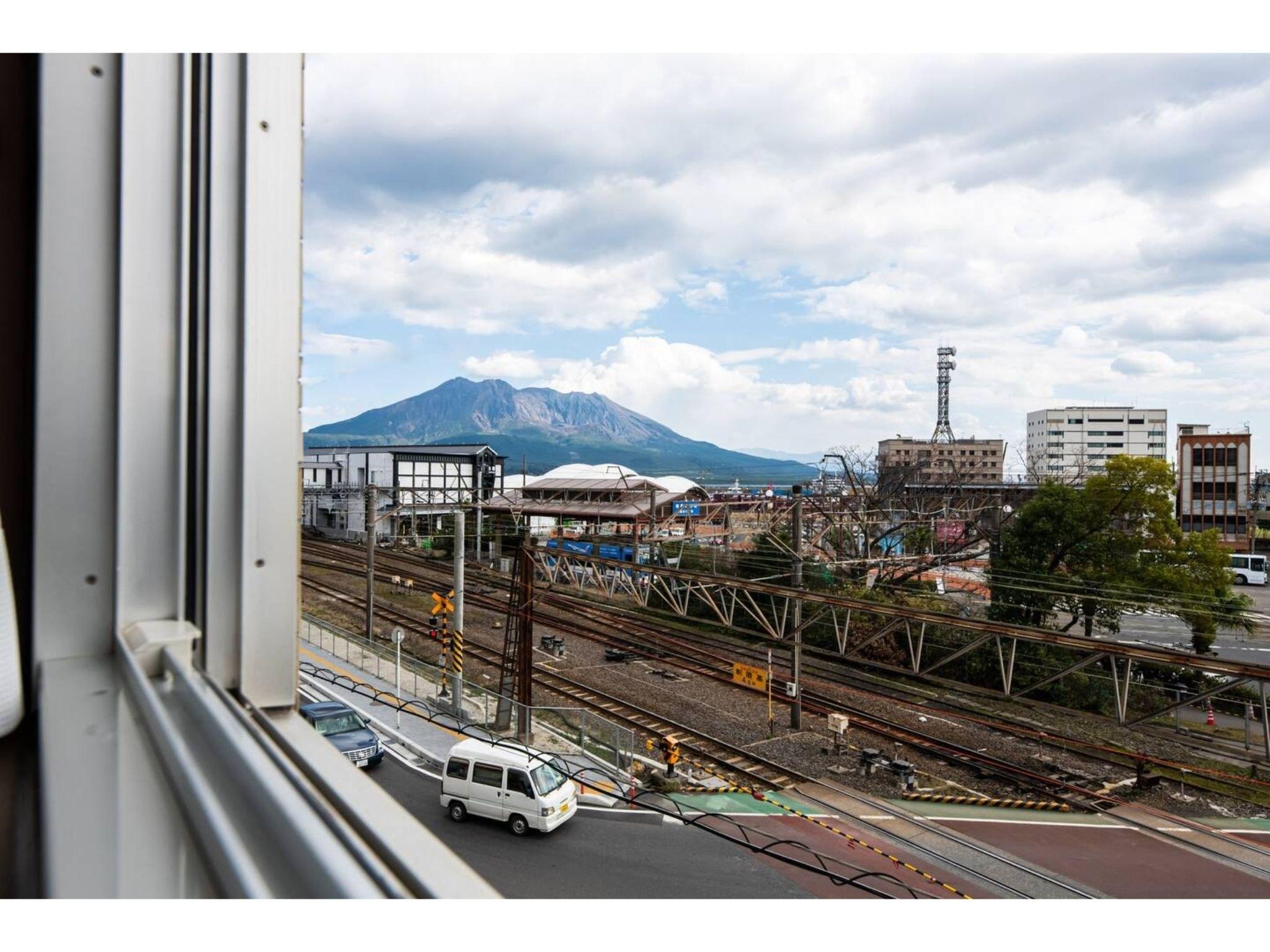 Standard Apartment 桜島みえます!鹿児島観光に最適★最大4名様まで