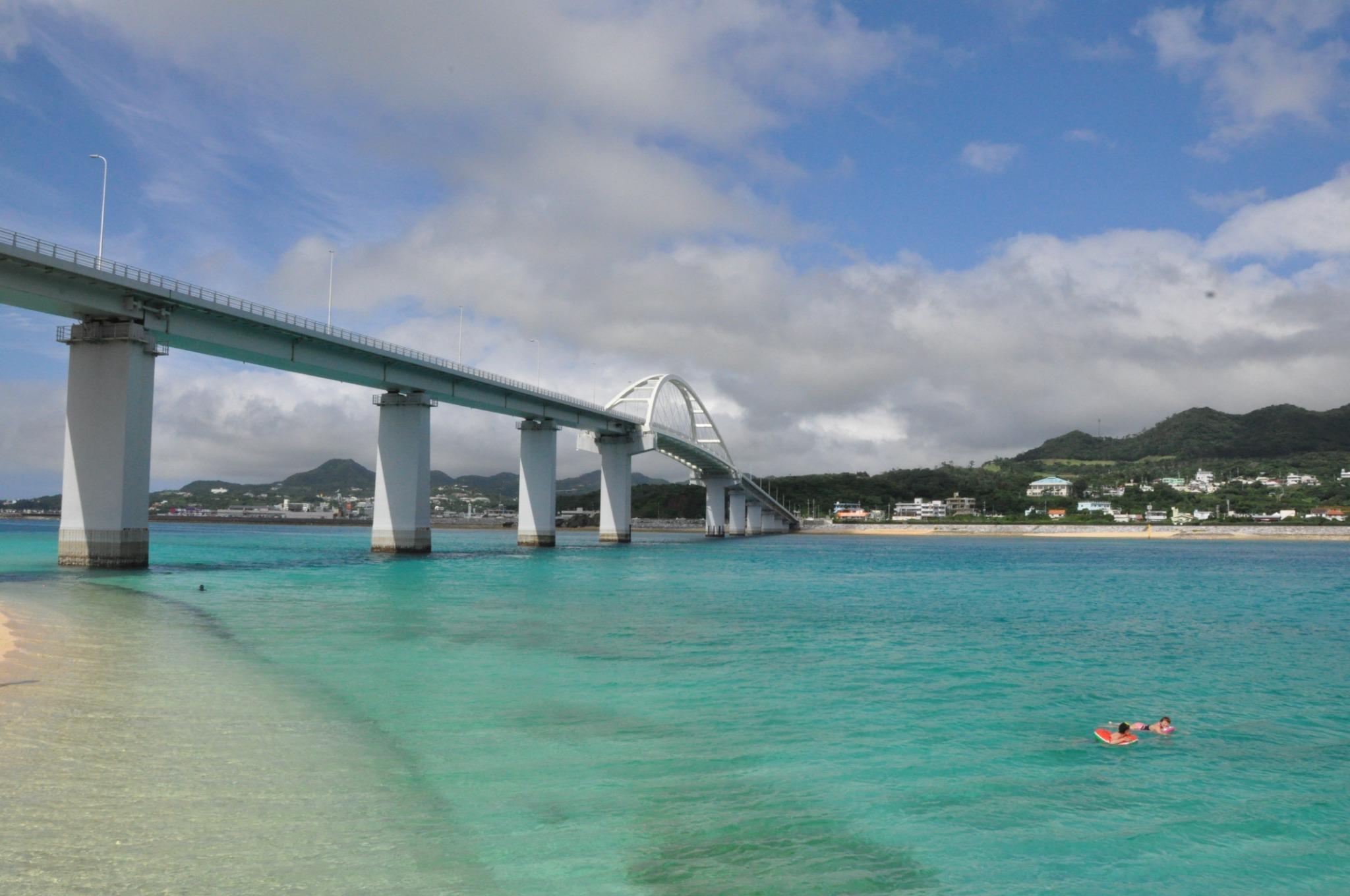 Sesoko beach 17minutes by car