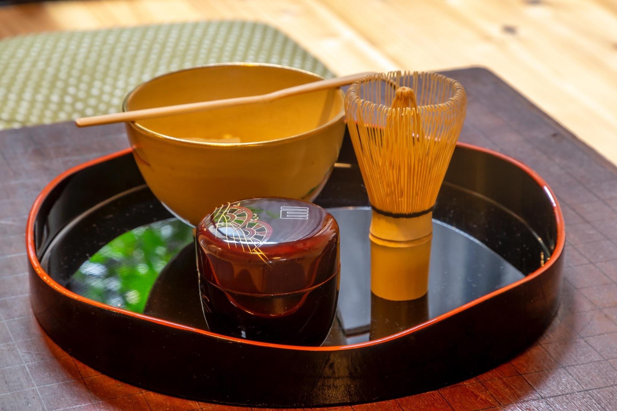 京都で抹茶はいかがですか