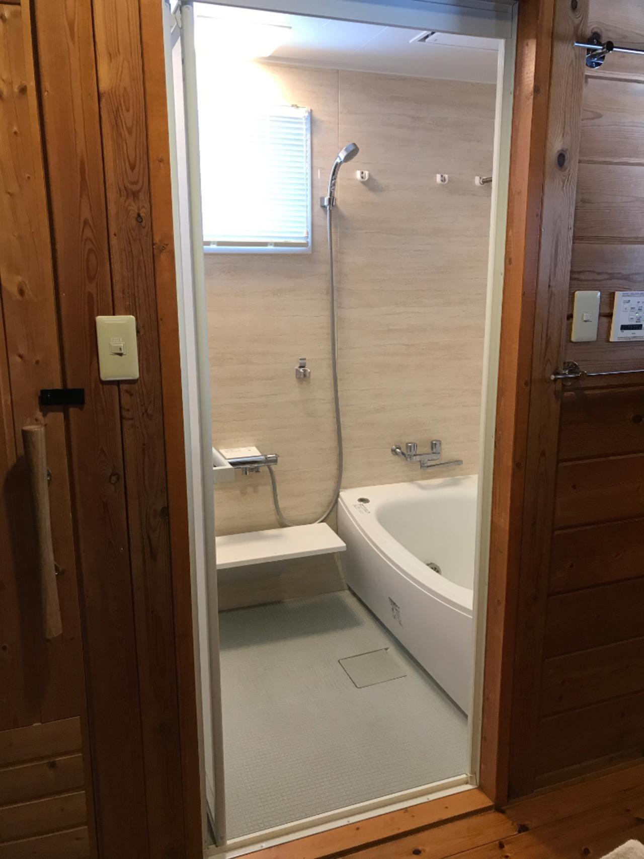 浴室(バリアフリー)