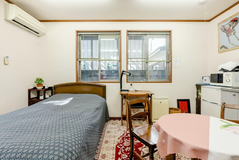 ゆったり優雅に過ごすお部屋 百舌鳥古墳群(Aroom)シャワールームを設置しました。