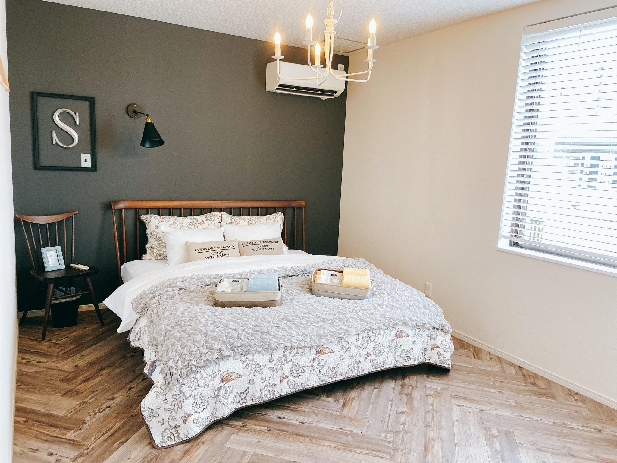寝室1 Bed room1