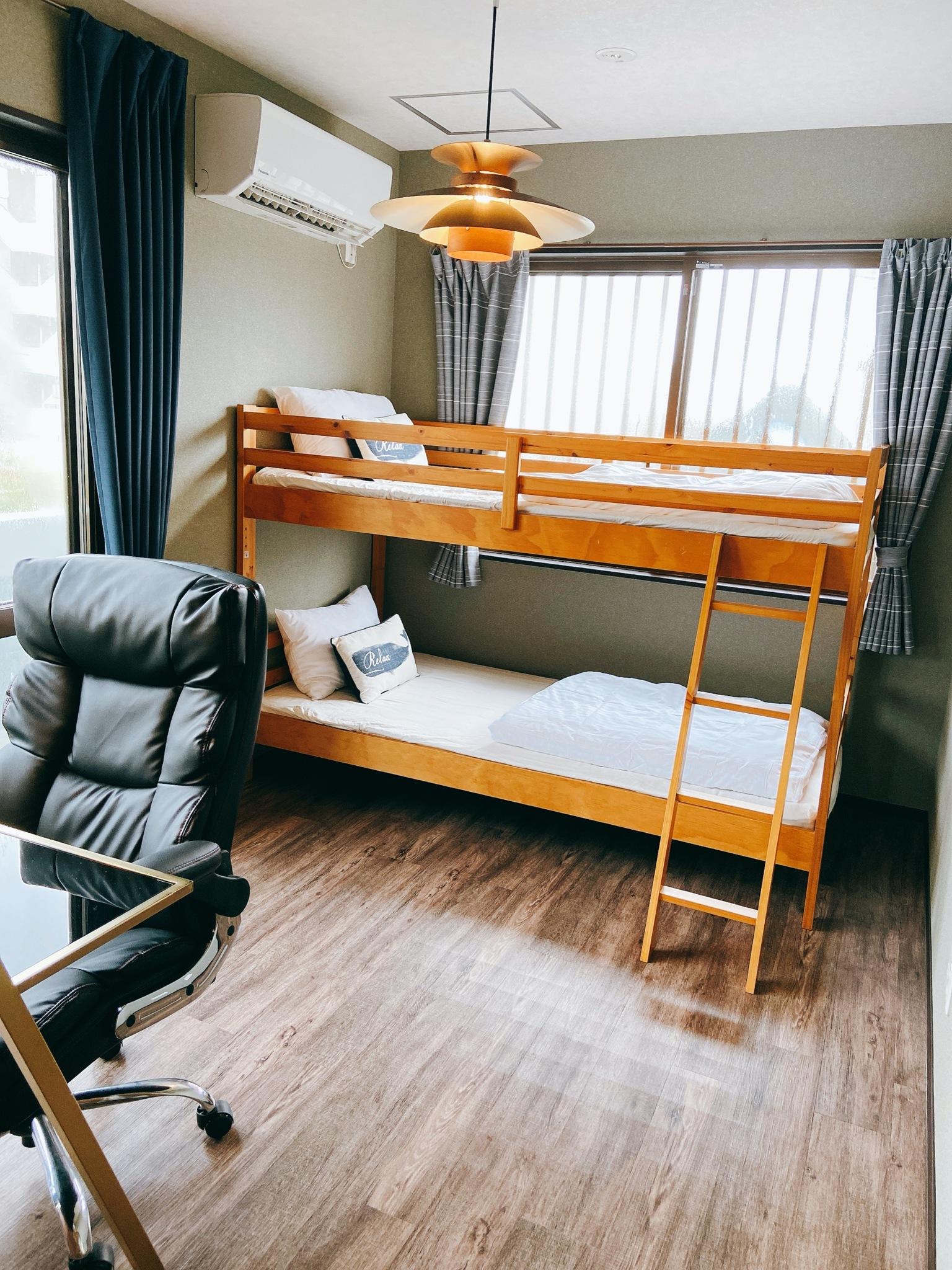 寝室4 Bed room4