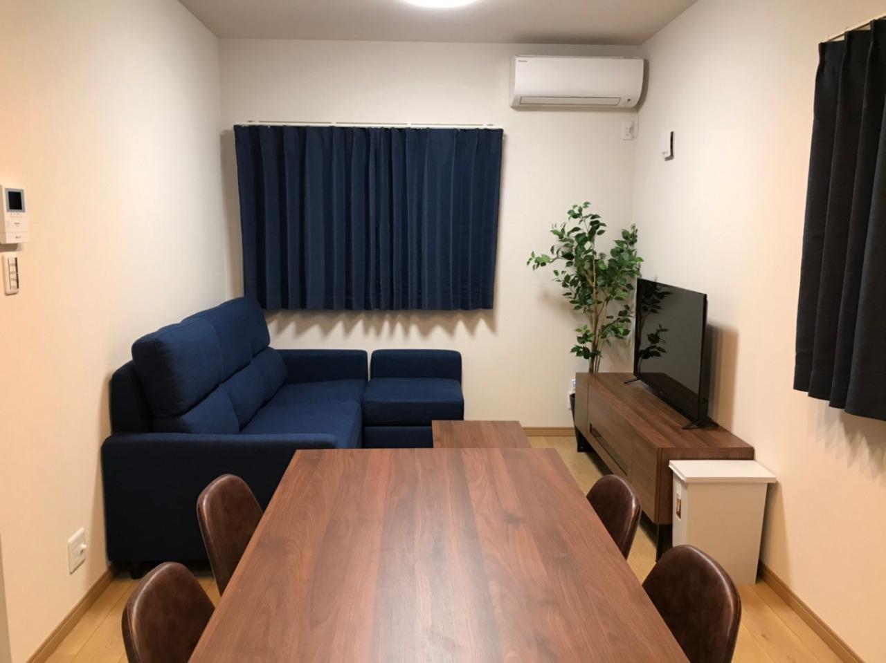 5Minutes 新大阪3 6名部屋 1棟まるまる貸し