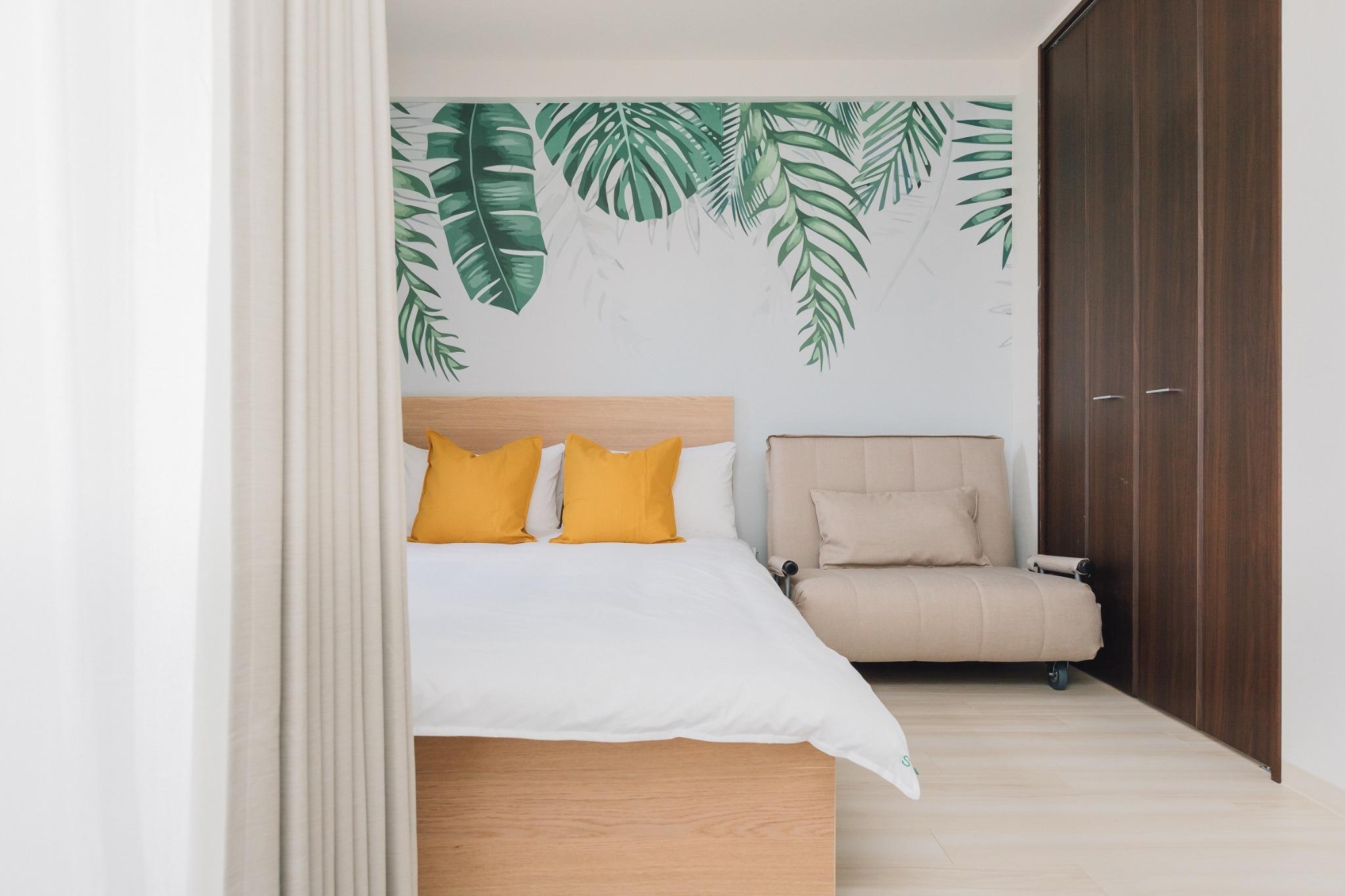 梅田1駅/十三駅歩5分 AFP Luxury Apartment Room 3