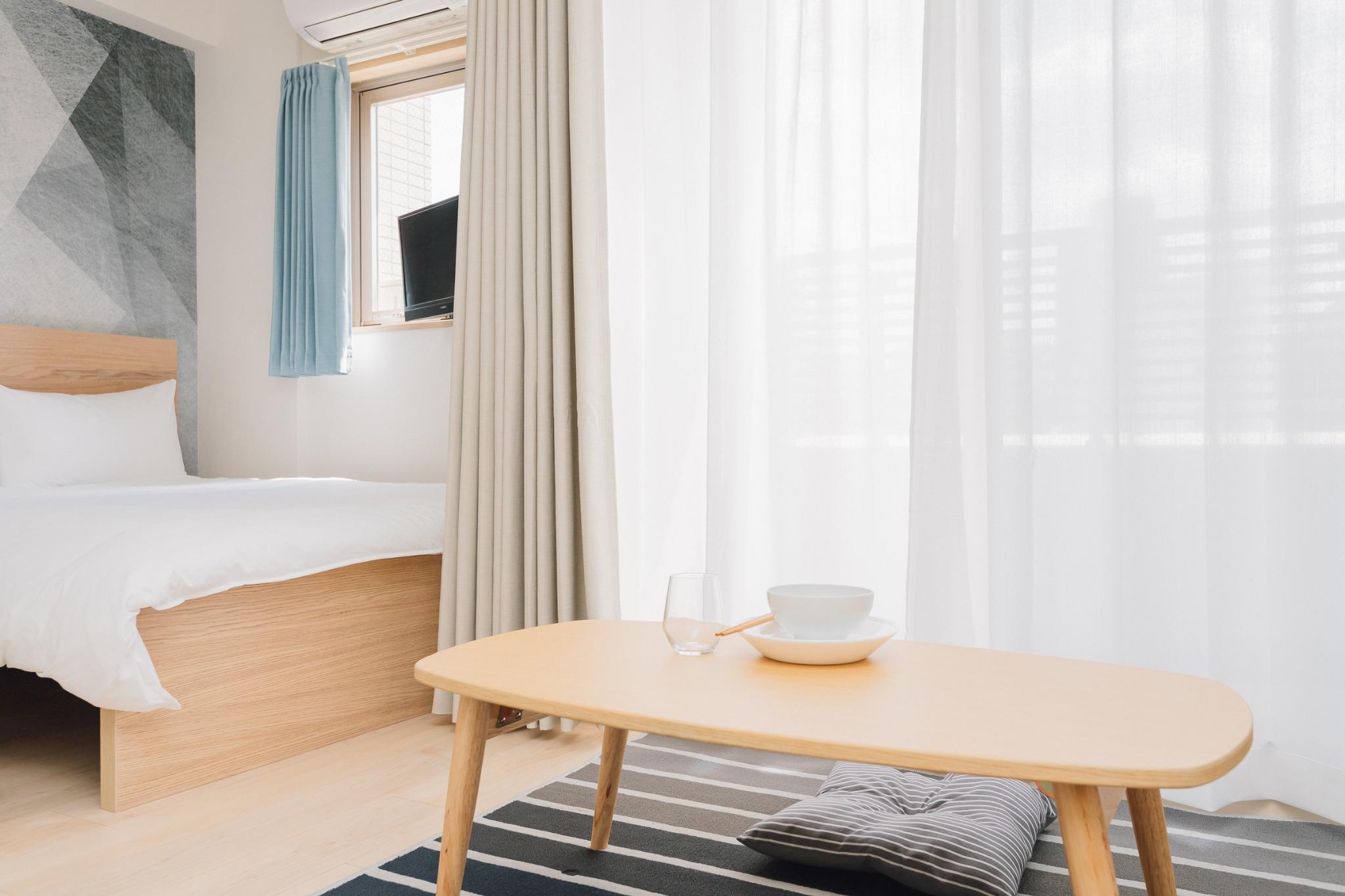梅田1駅/十三駅歩5分 AFP Luxury Apartment Room 4