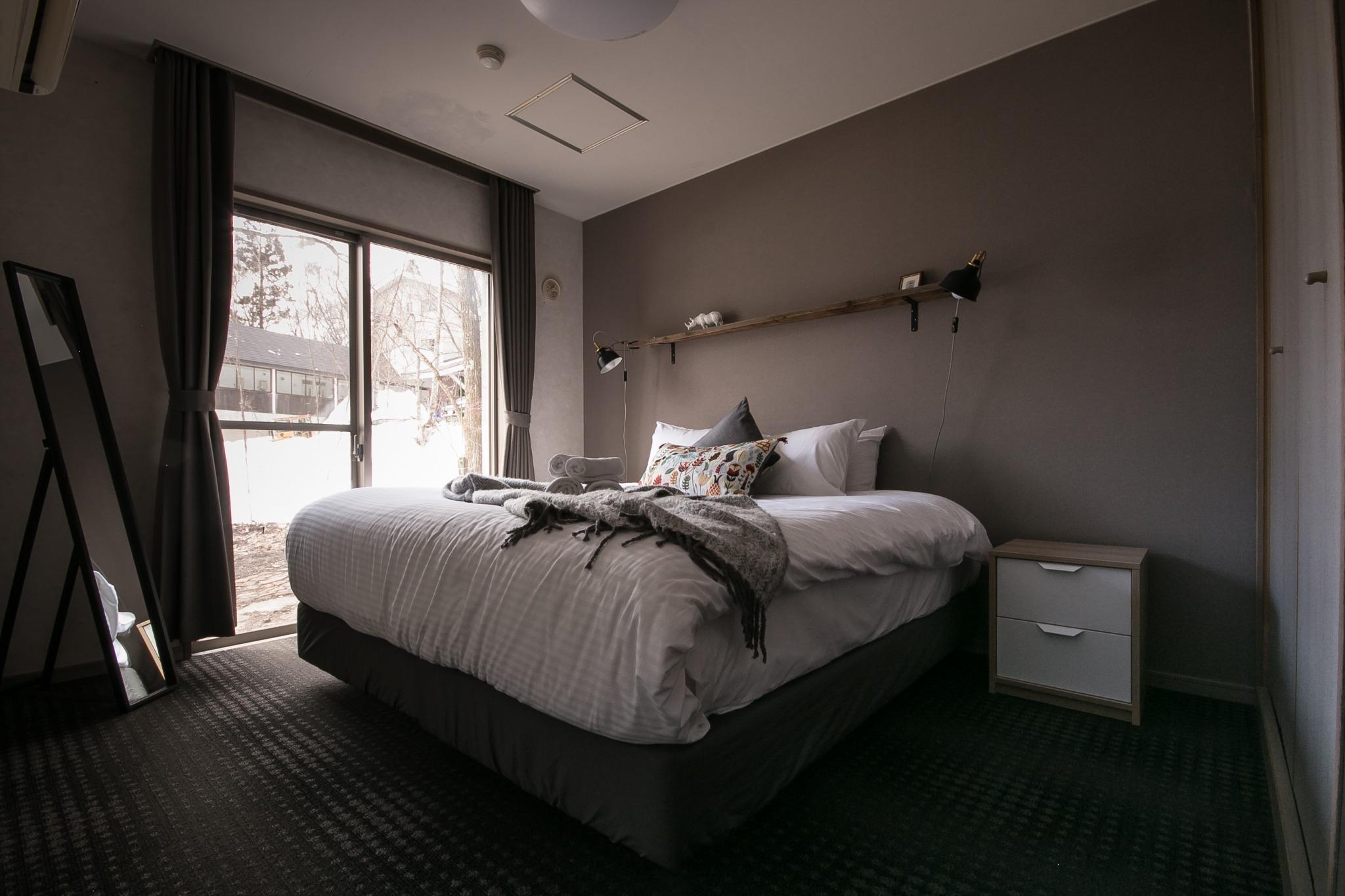 2 ベッドルームアパートメント