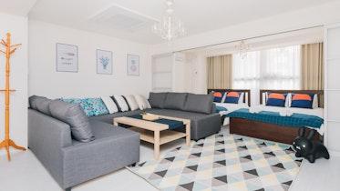 Higobashi AFP Luxury Apartment施設全景