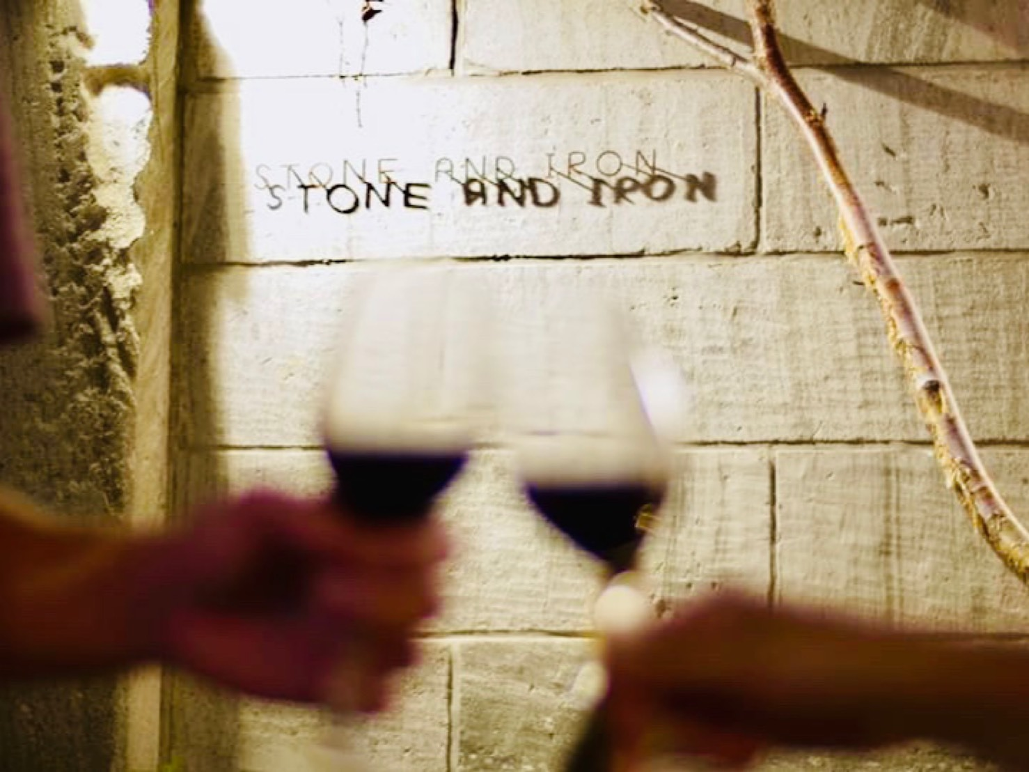 店主が舌で選んだ余市ワインで舌鼓を打つ夜。