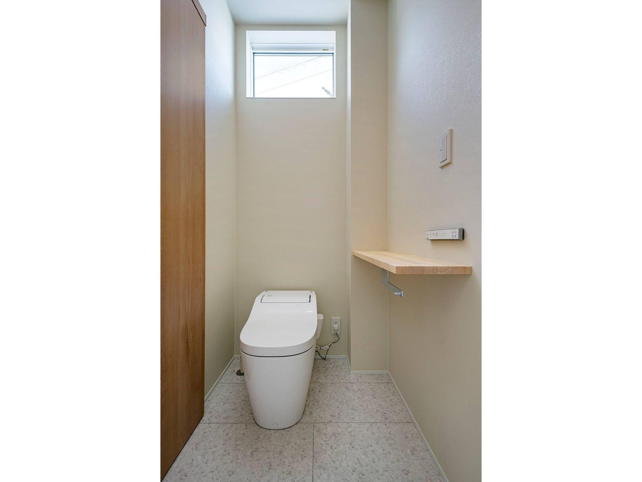 寝室1のトイレ