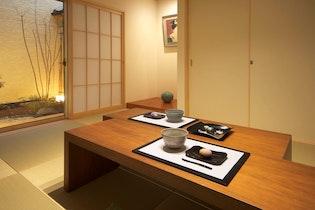 一棟一客でお泊りいただける、ちょっとオシャレな京町家。施設全景