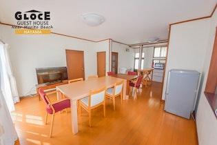 GLOCE Hayama near Morito Beach ご家族連れに最適なゲストハウス施設全景