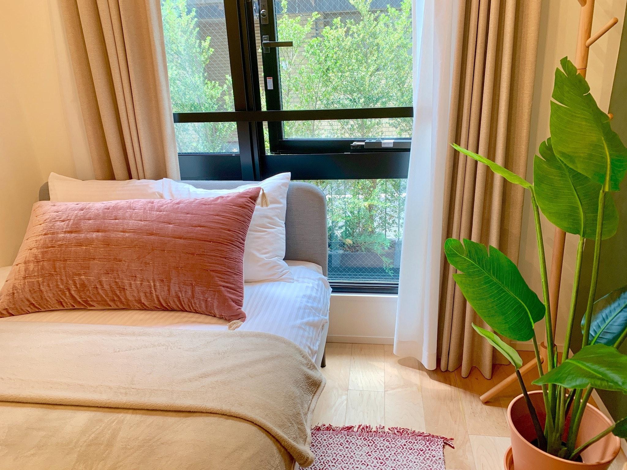 新宿まで5分!柔らかい雰囲気のワンルーム  STAY四谷 102号室