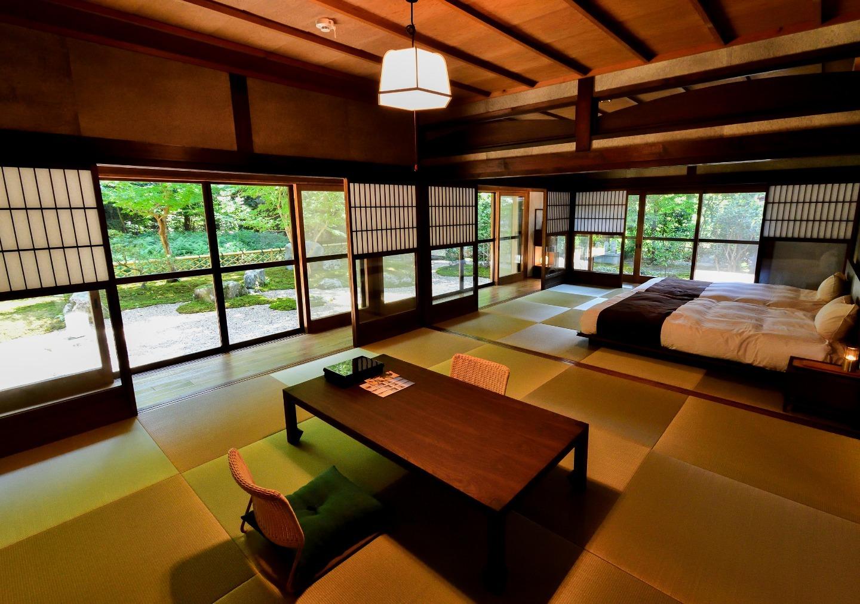 ◇近江懐石料理を堪能!『三井寺の歴史を肌で感じる1棟貸しプラン』《朝・夕食付》
