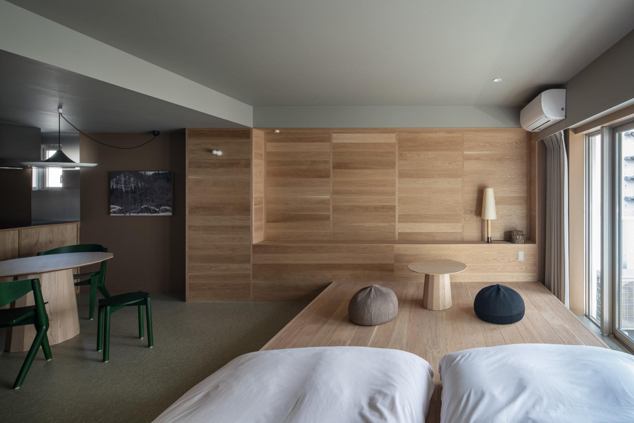 7階 7階のコテージ/Cottage#7