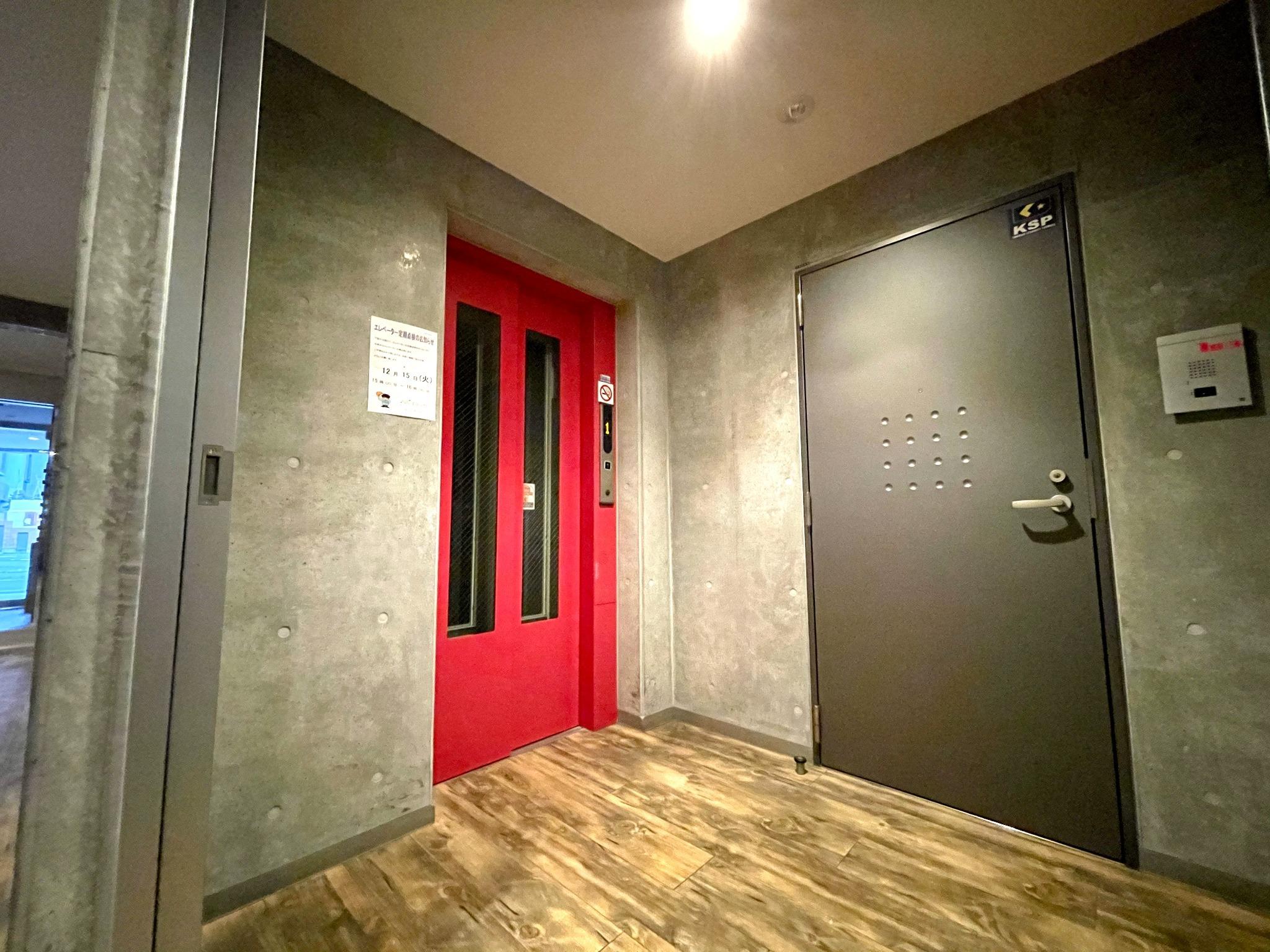 札幌駅から徒歩圏何の都心型デザインマンション☆38m2の1LDKで築浅です!(301)