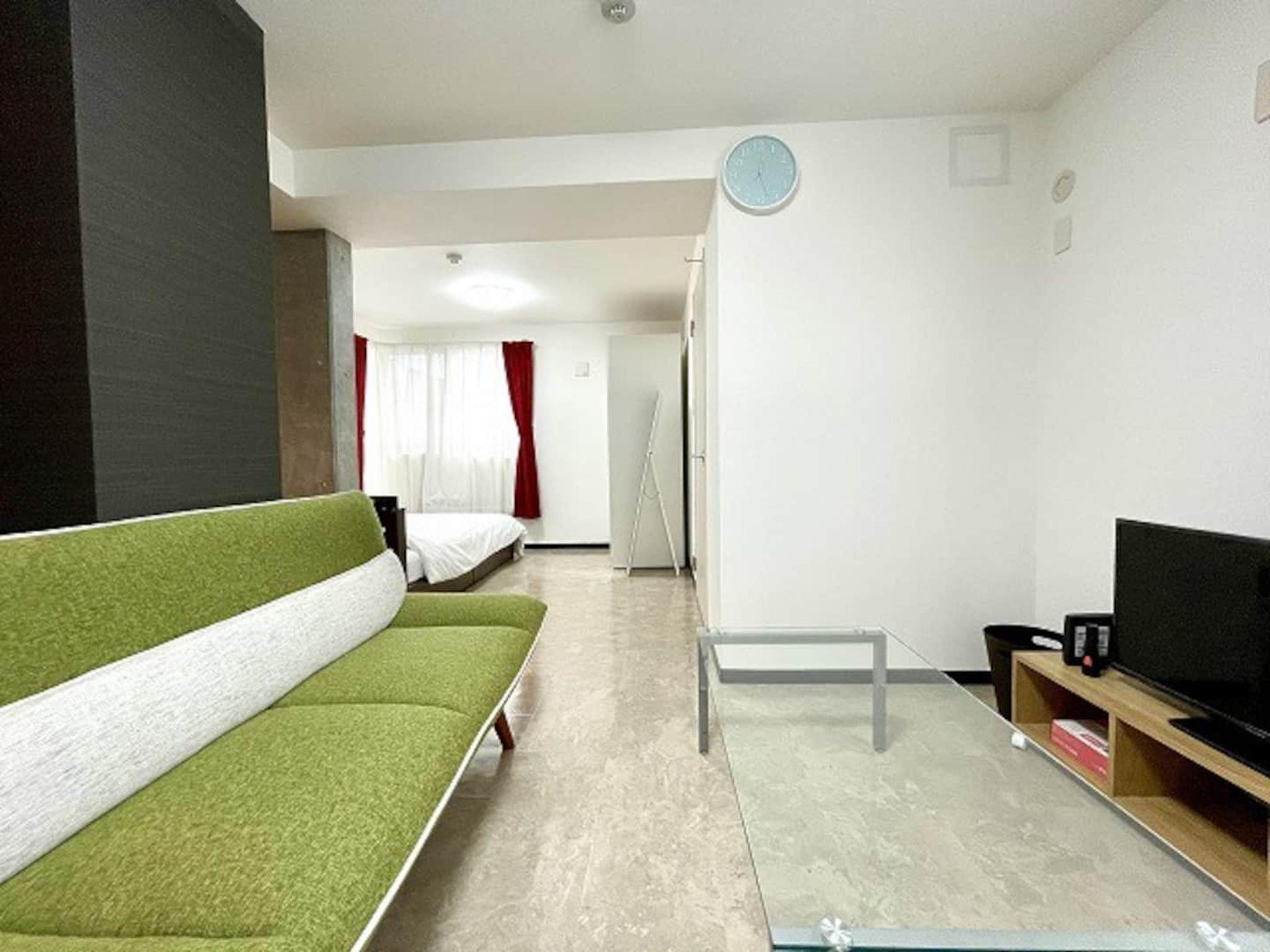 地下鉄札幌駅徒歩6分!JRさっぽろ駅徒歩7分♪立地、利便、設備充実のデザインアパートメント(402)