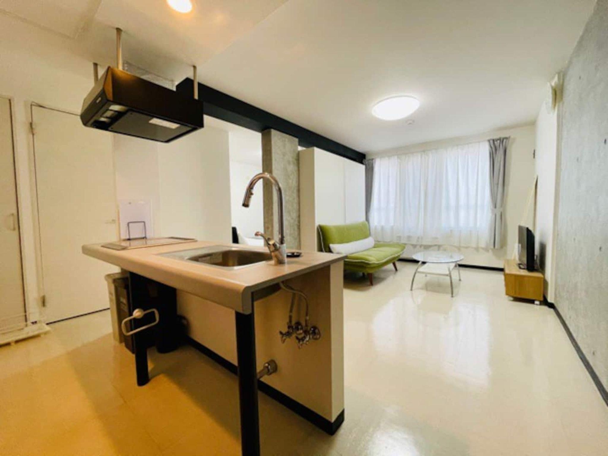 札幌都心部のデザインマンション♪札幌駅徒歩7分と近く、立地・利便・設備充実のおしゃれ部屋♪(405)