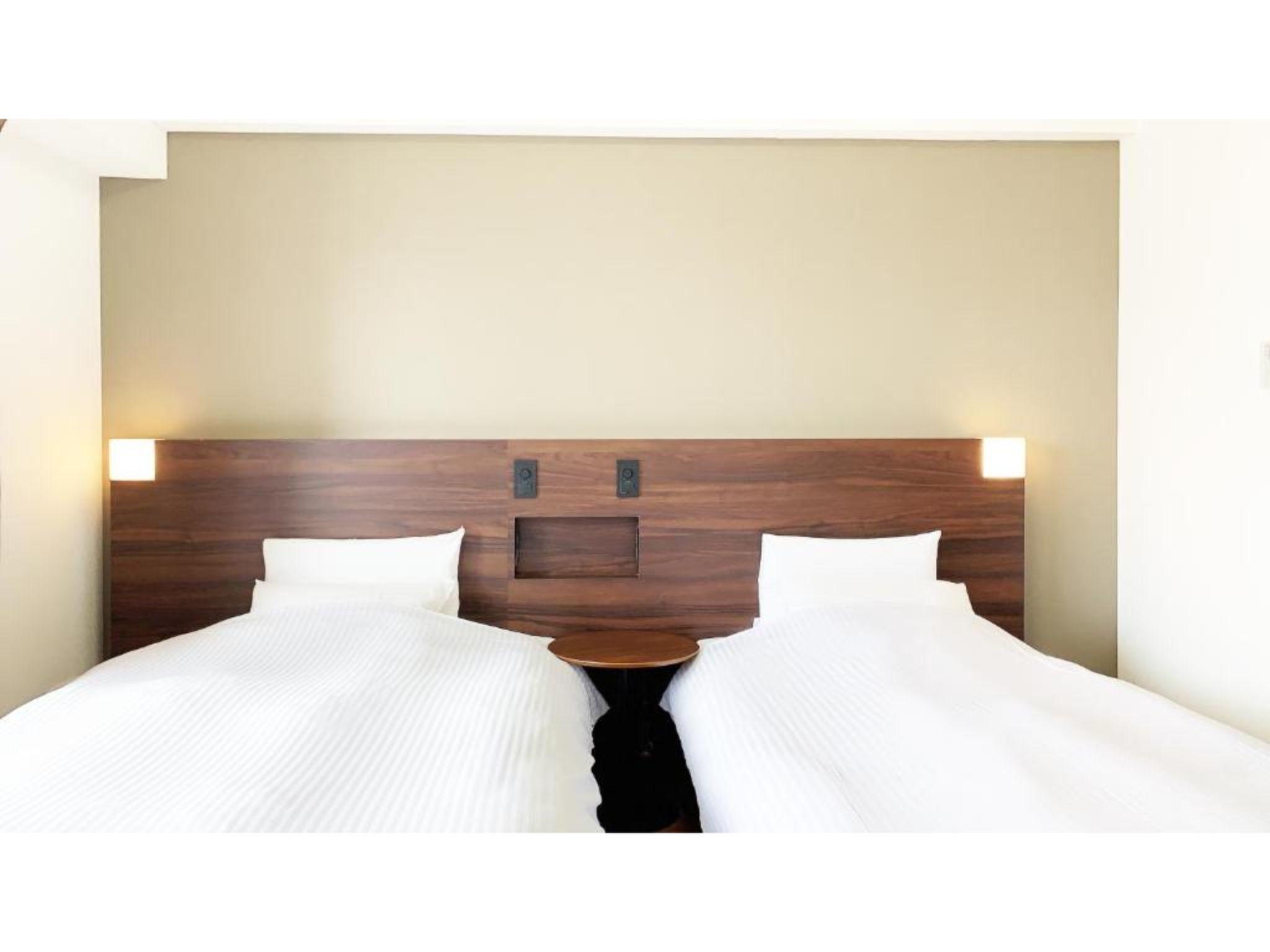 アパートメント ツインベッド付