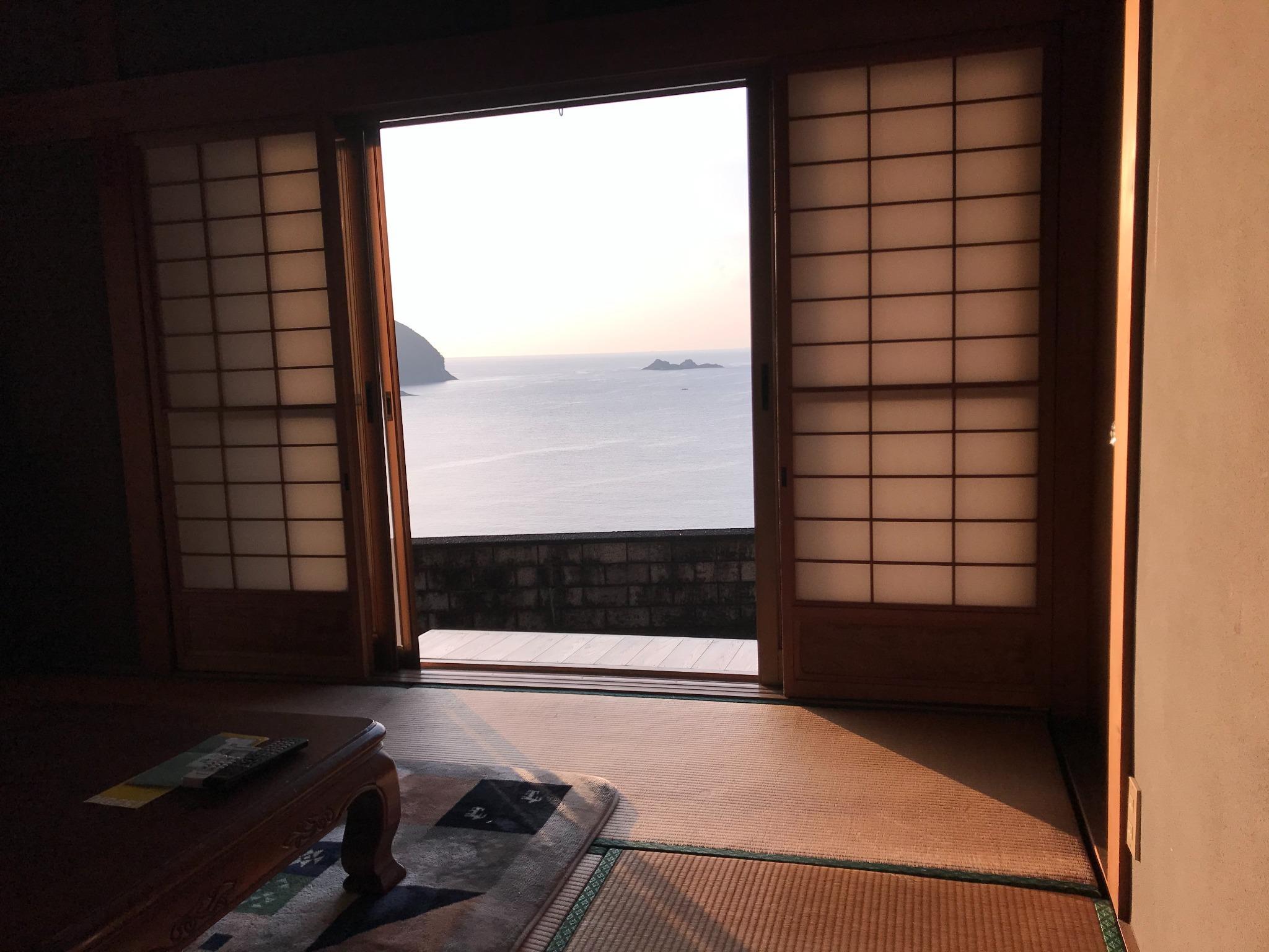 熊野の大自然をゆっくり、まったり独り占め、自炊可能、古民家一棟貸しプラン
