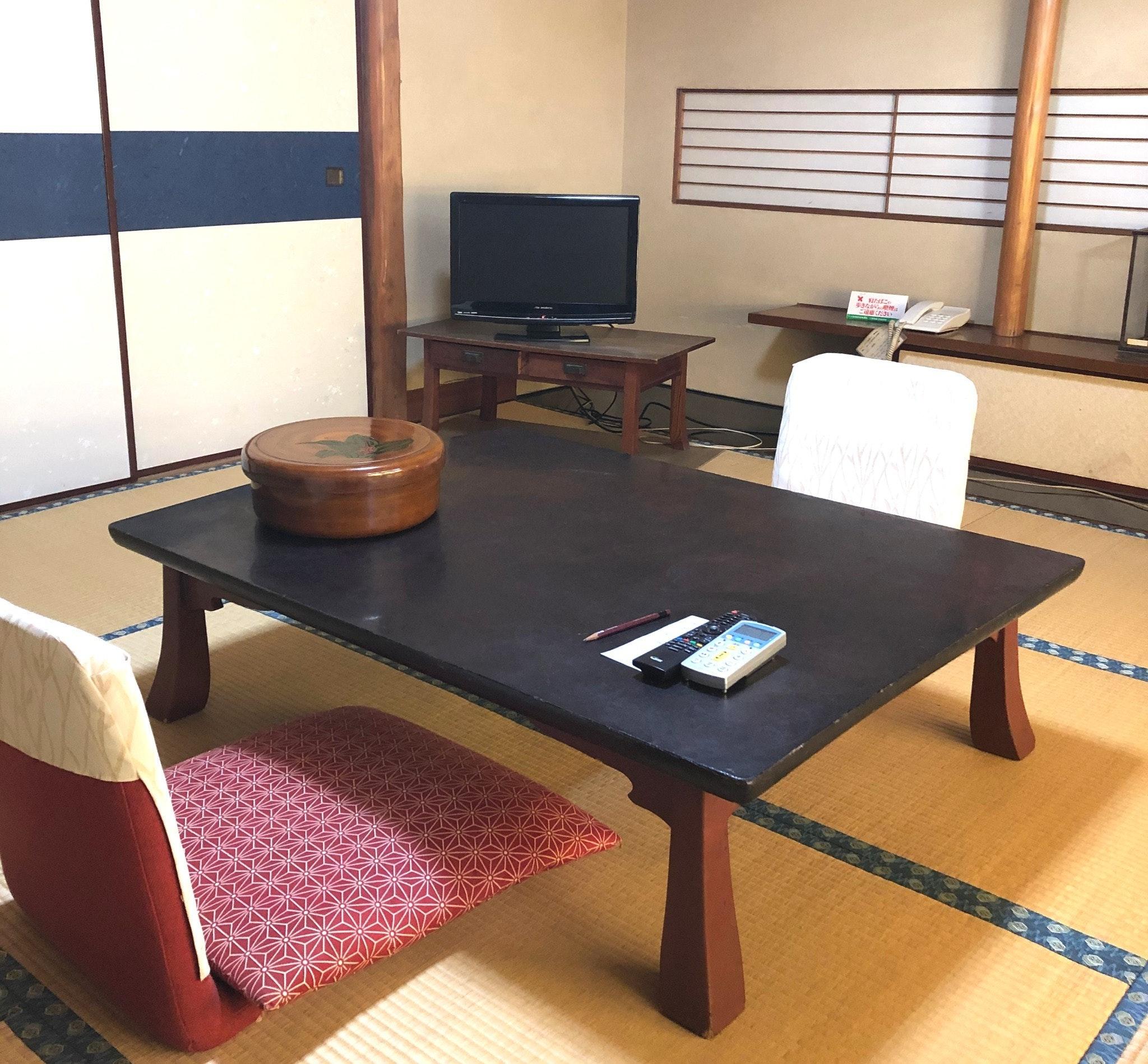 昭和初期の情緒を残す懐かしい和室