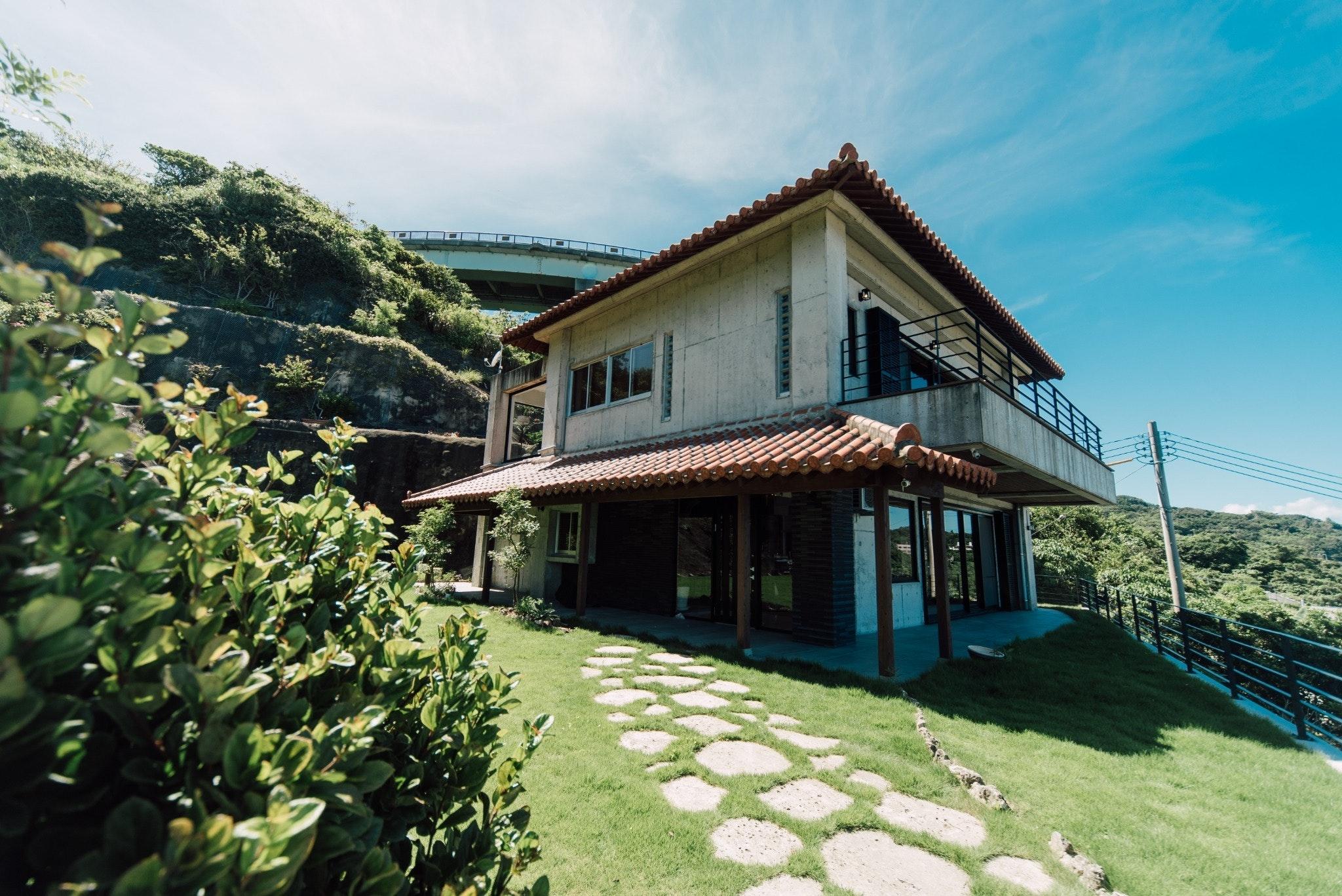Villa CHINENBLUE