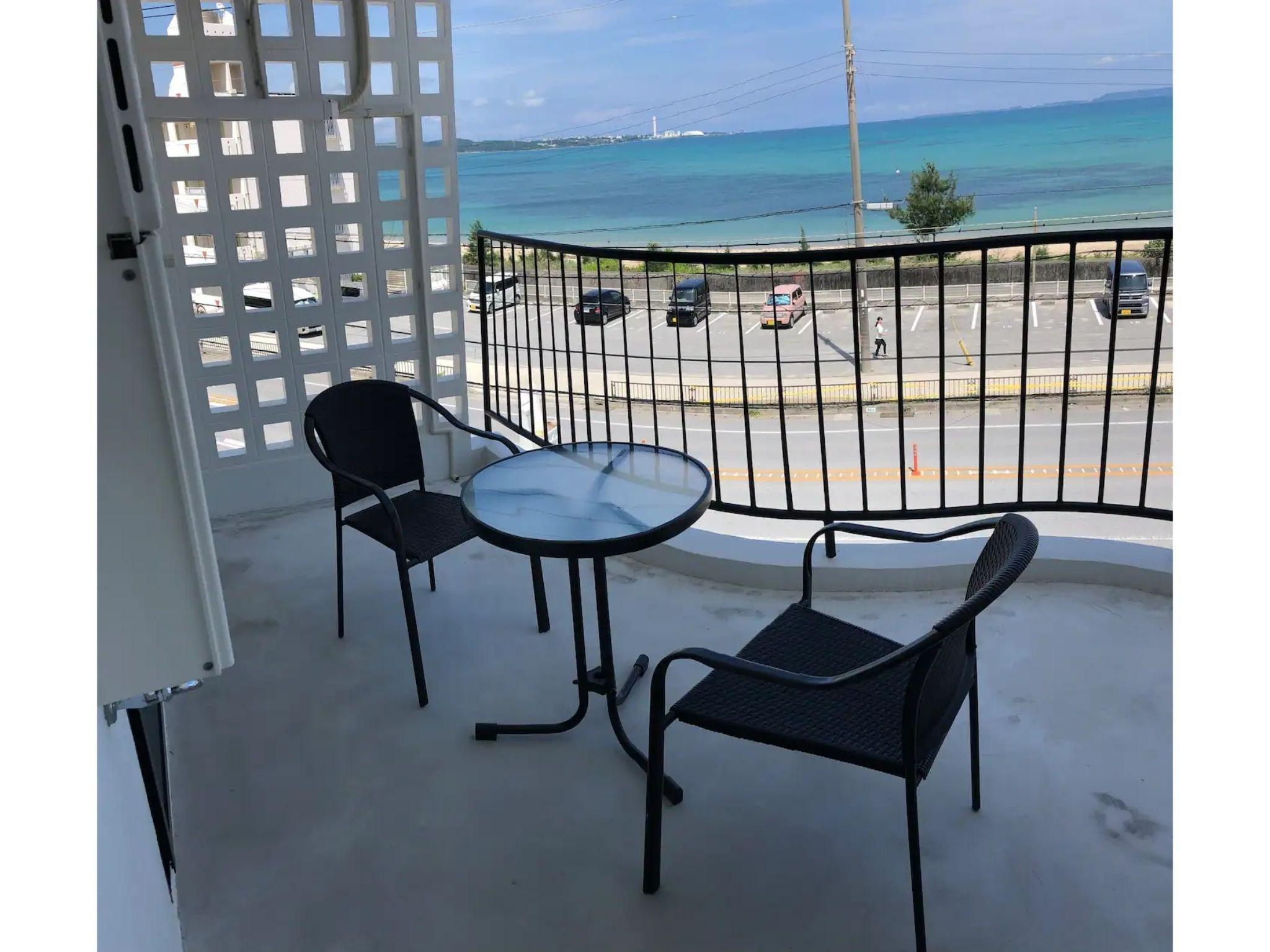 朝日が昇る海の近く2LDKのホテルです!(302)