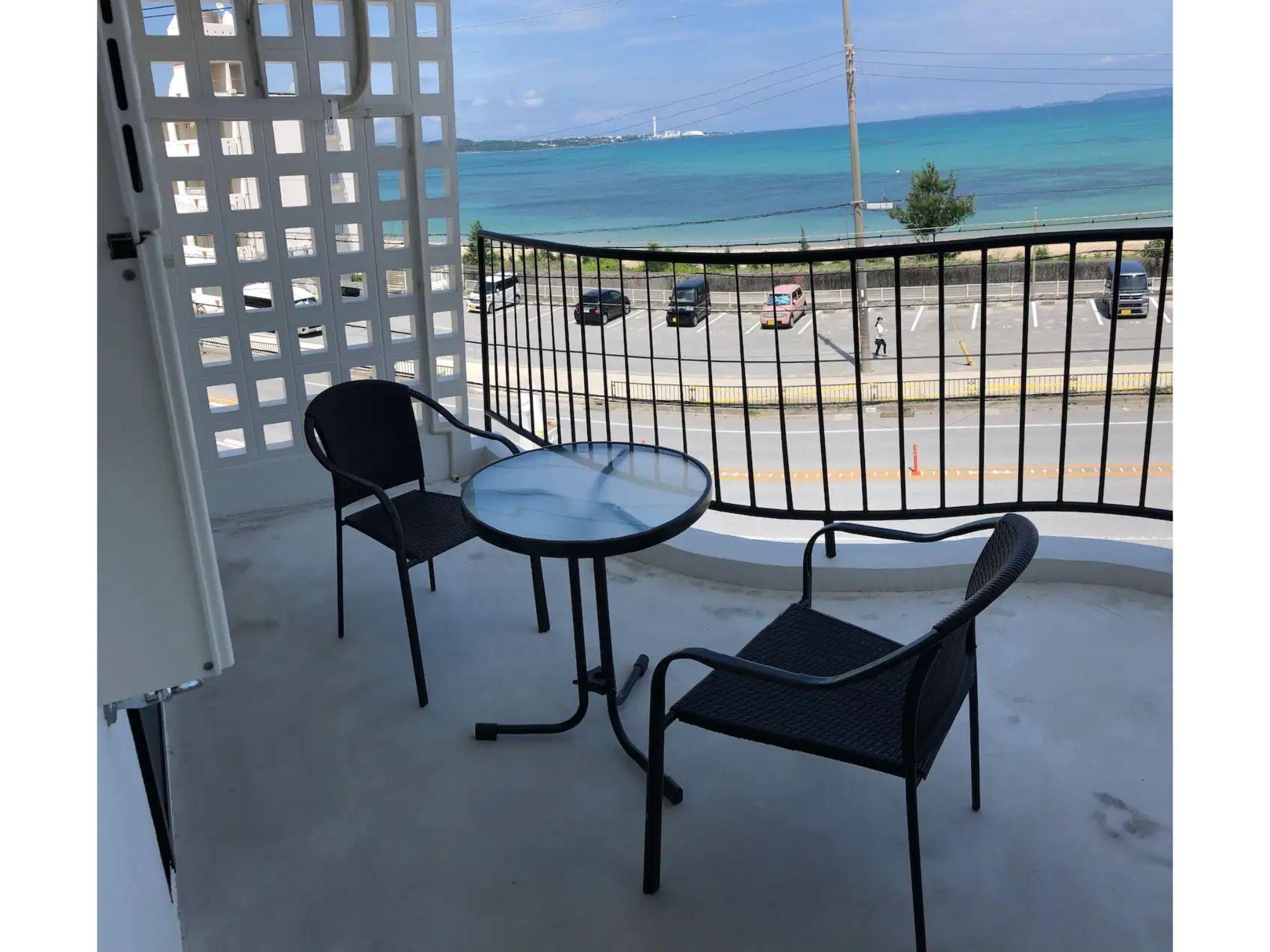 【マンスリー】日が昇る海の近く2LDKのホテルです!(302)