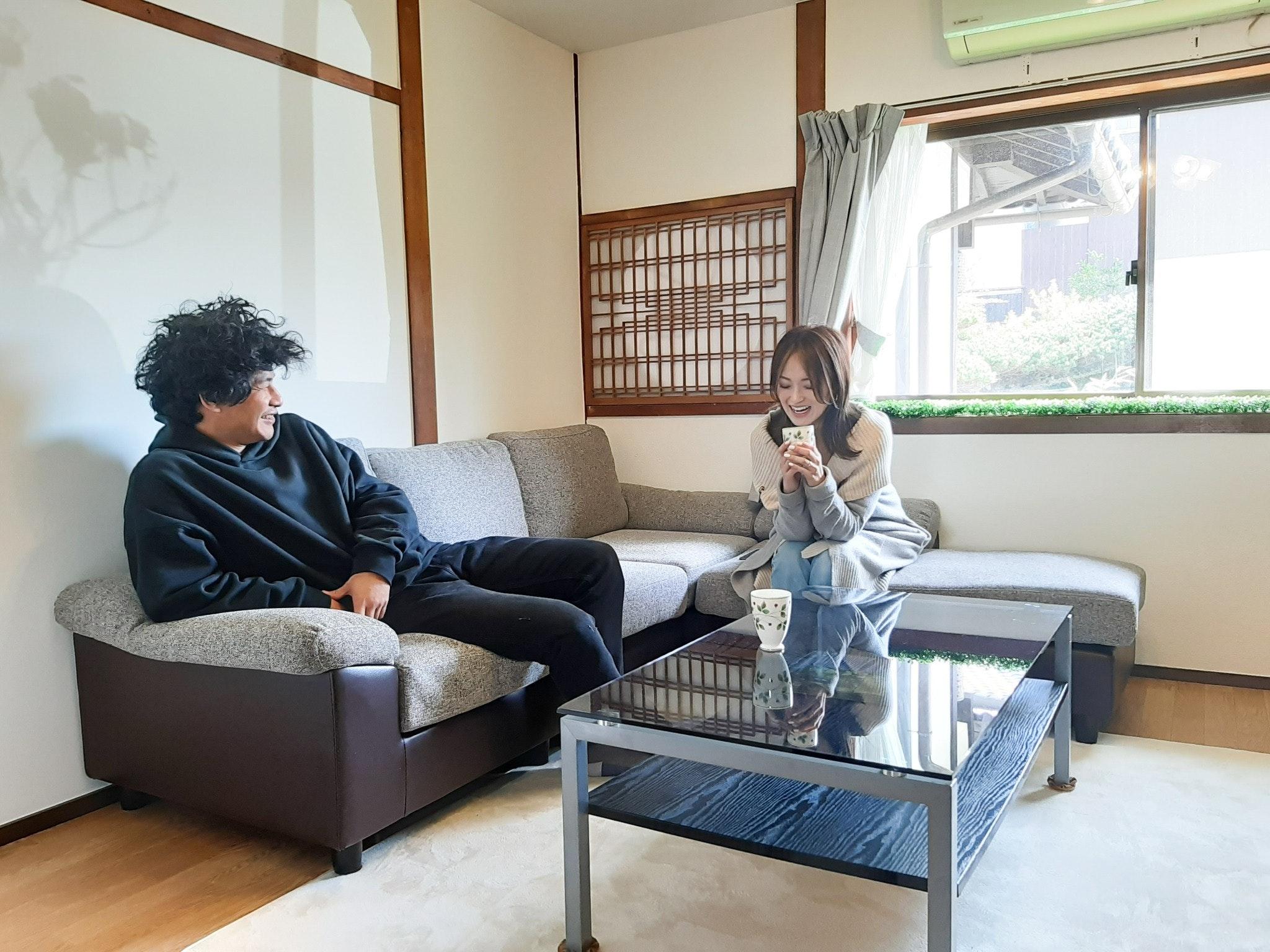 お庭貸切BBQ可能!大自然に囲まれたモダンな日本家屋。山あり川あり神社あり。福知山温泉10分。