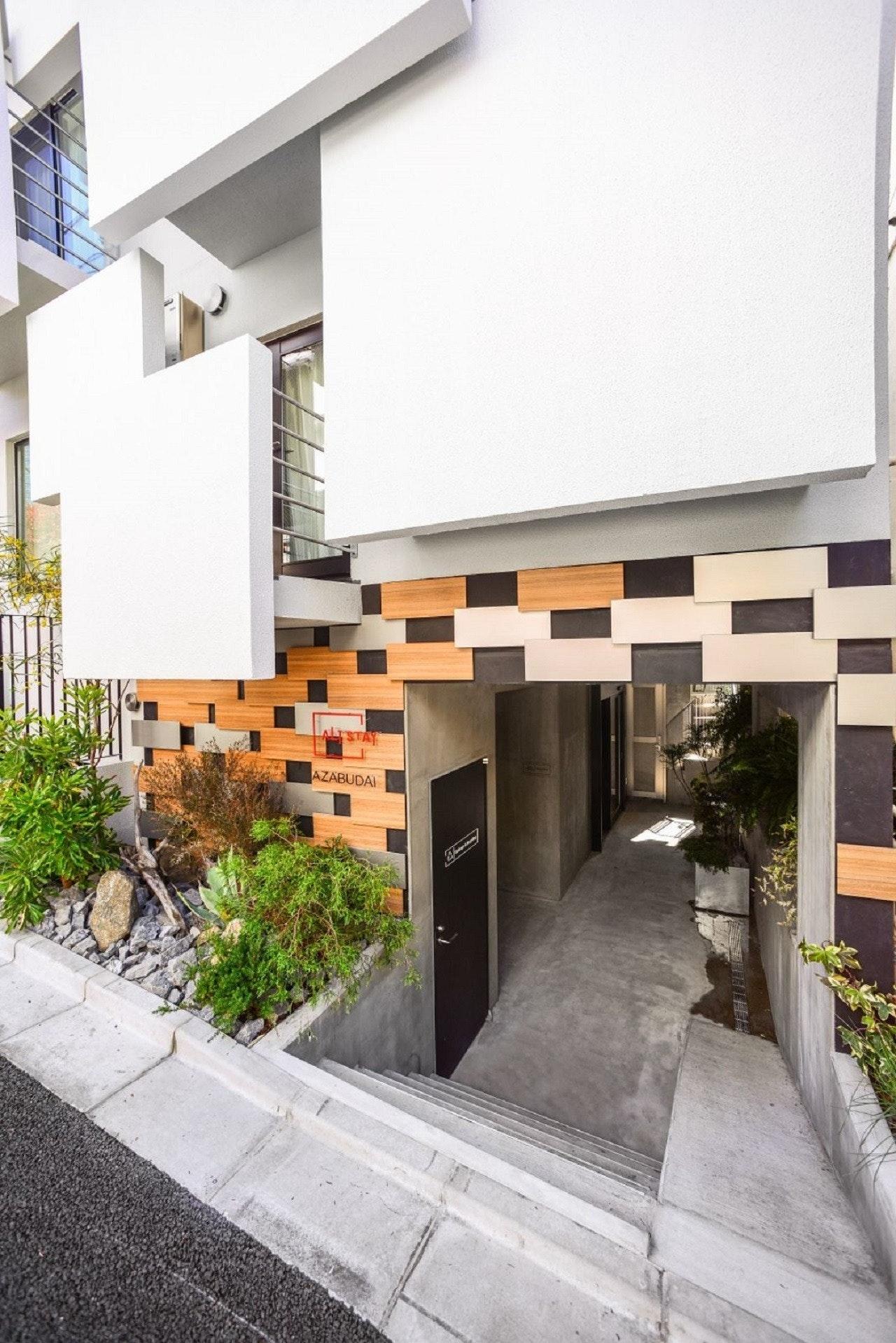 新オープン!モダンな家具と素敵なステイ// ALT STAY AZABUDAI 402
