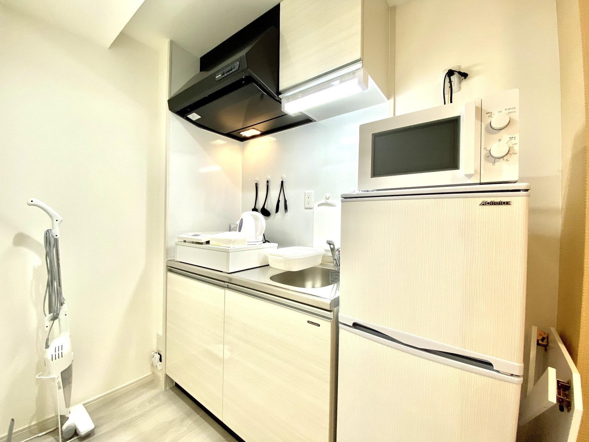 国際通り徒歩2分のワンルームアパートメントホテル☆2階☆