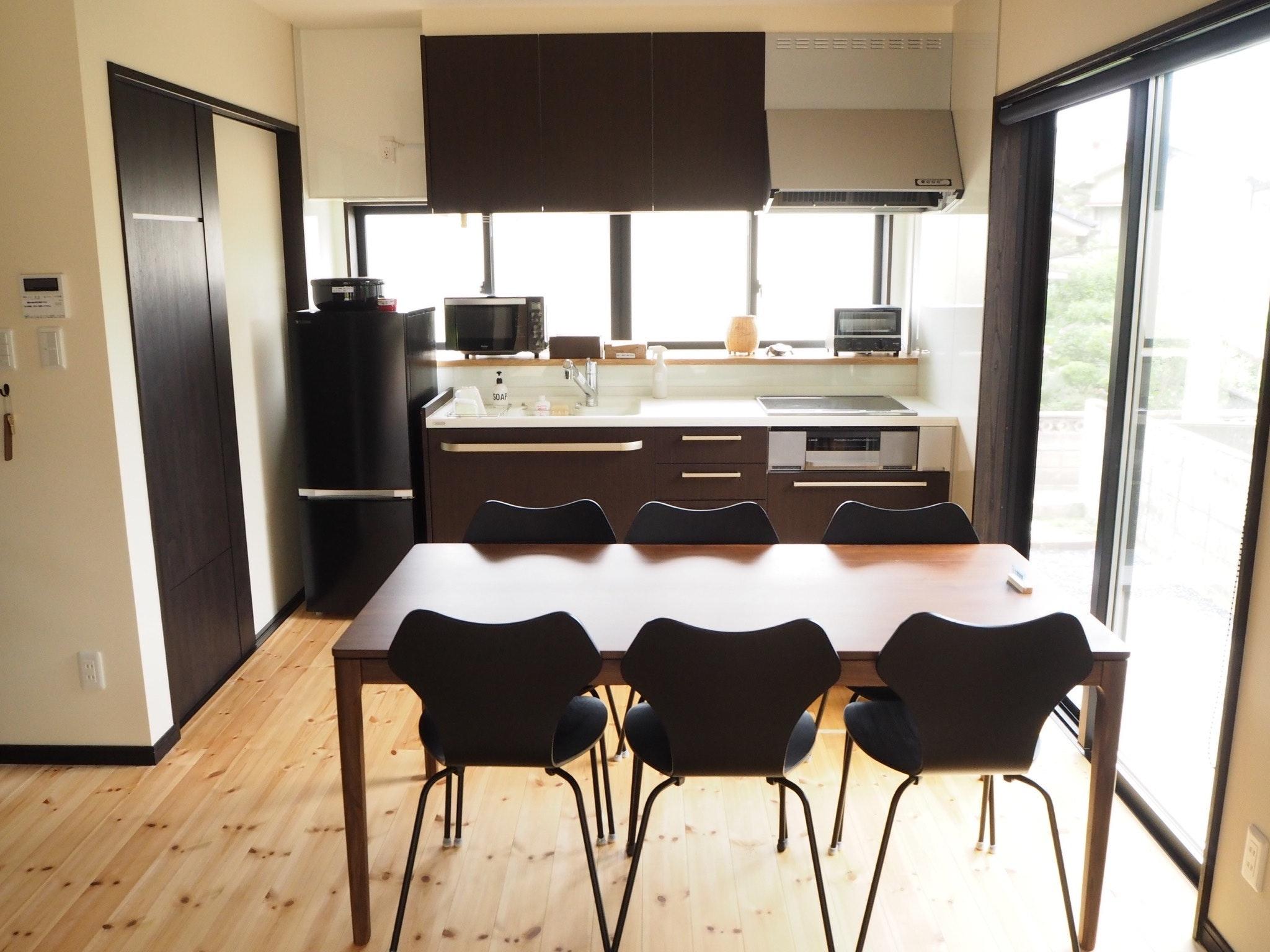 【ご家族に最適】一日一組限定のプライベート空間・一棟貸しの宿