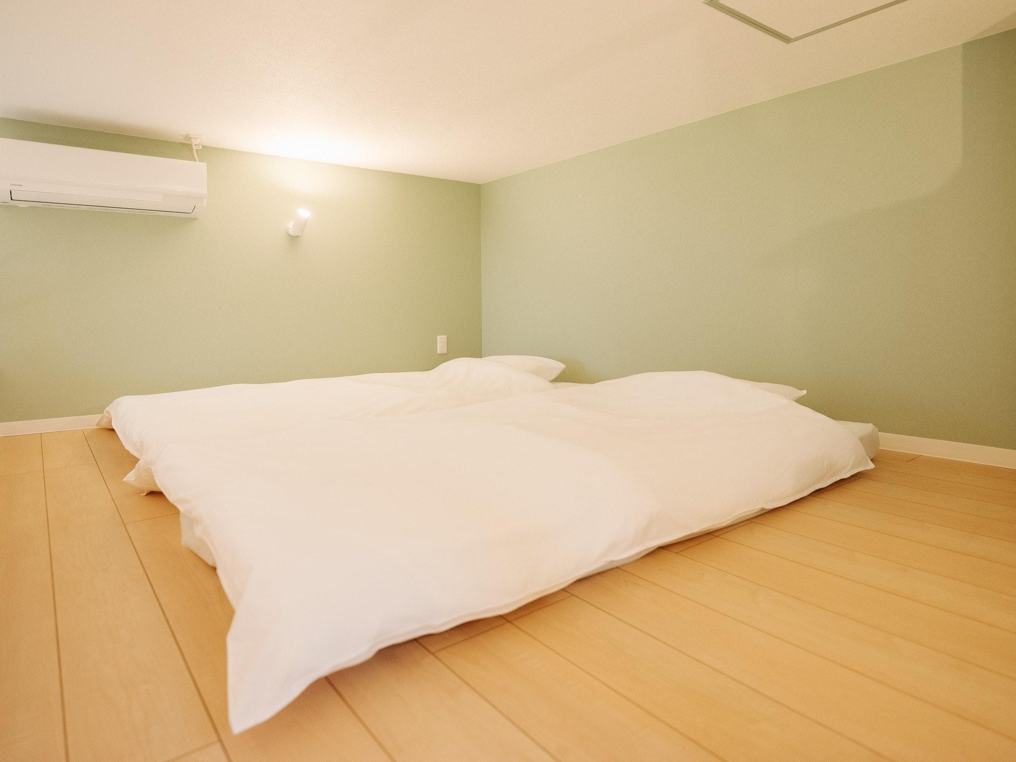 モダンスタイルのロフトが広いお部屋で気分転換【REQRASサクラマチ202】